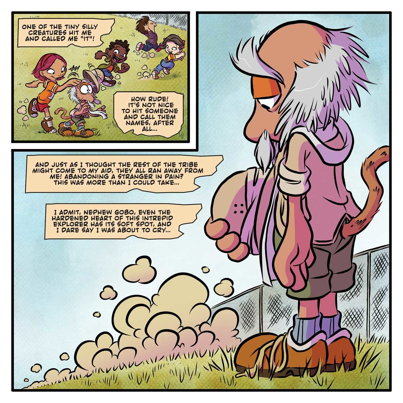 Jim Henson's Fraggle Rock: The Rough Side of the Rock   Book by Jay