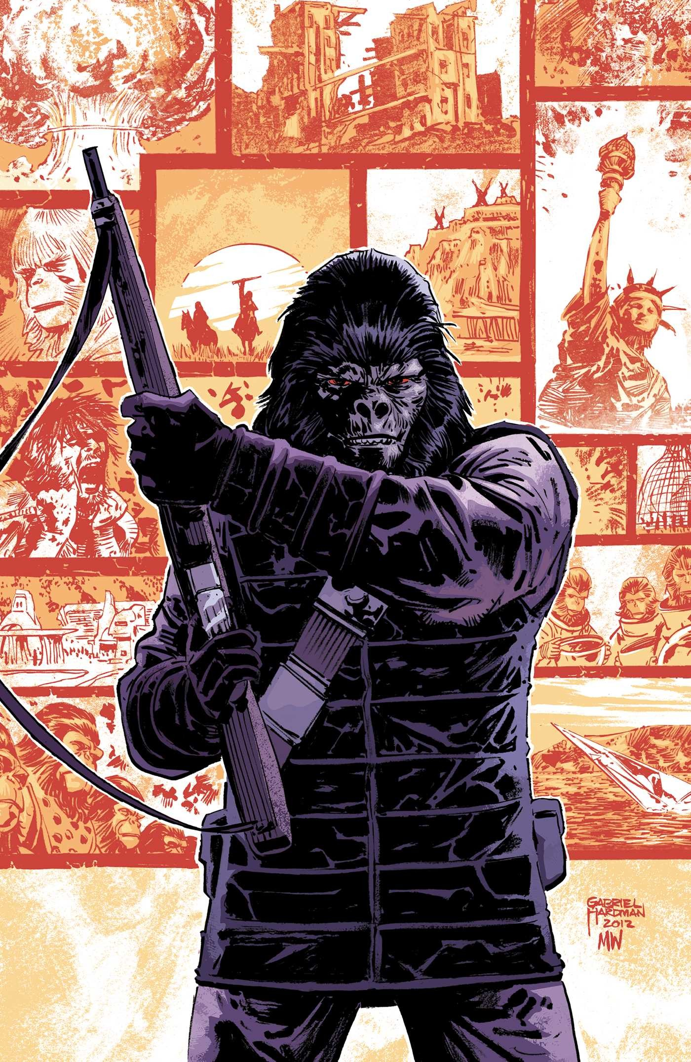 planet of the apes artist tribute book by pierre boulle alex ross