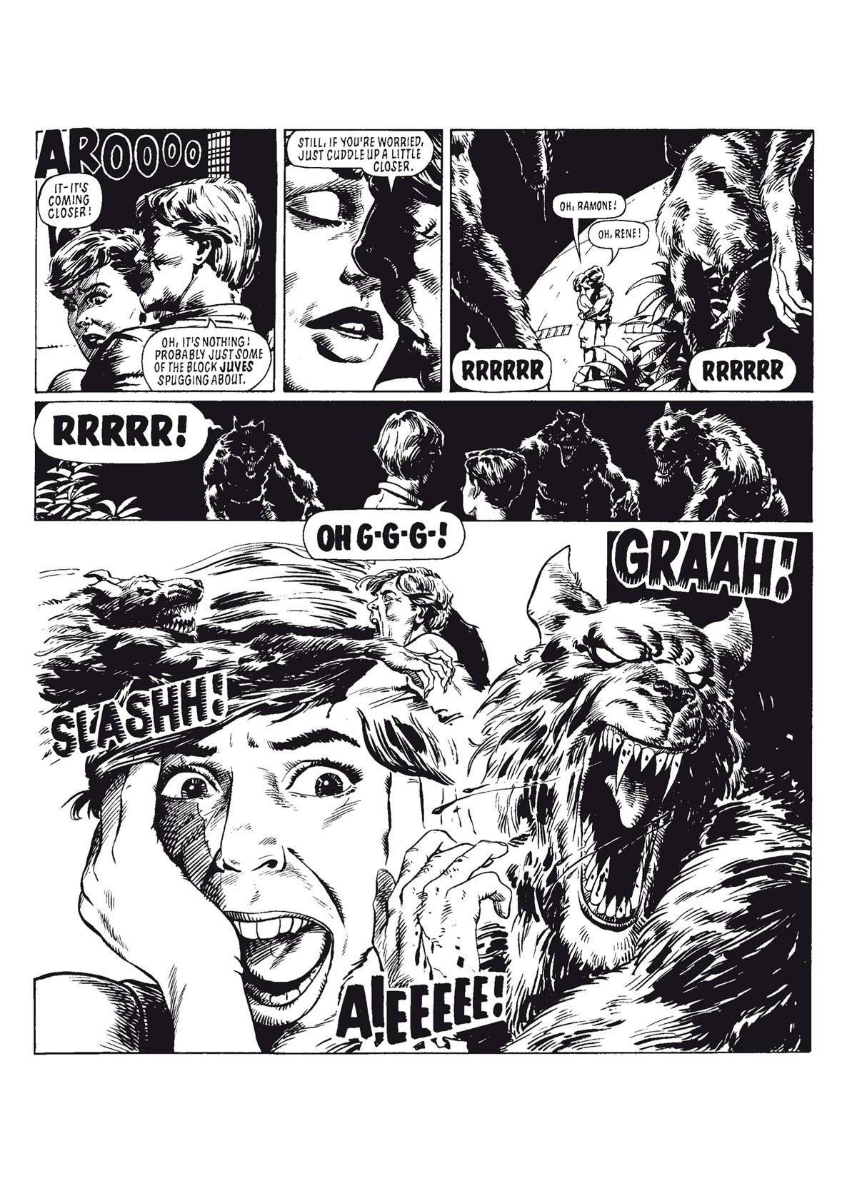 Judge dredd cry of the werewolf 9781781080320.in04