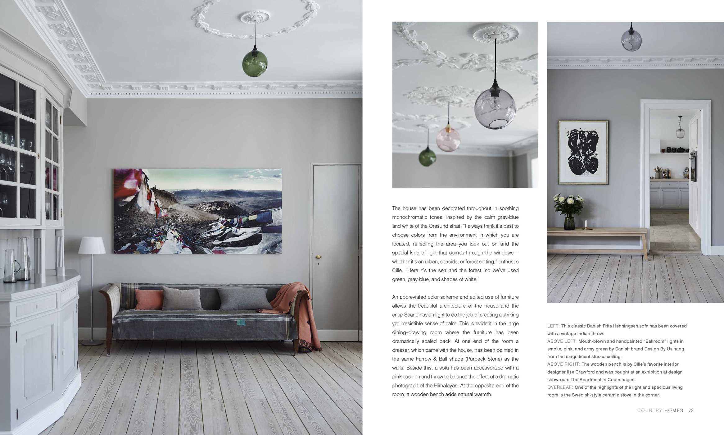 The Scandinavian Home | Book by Niki Brantmark | Official Publisher ...