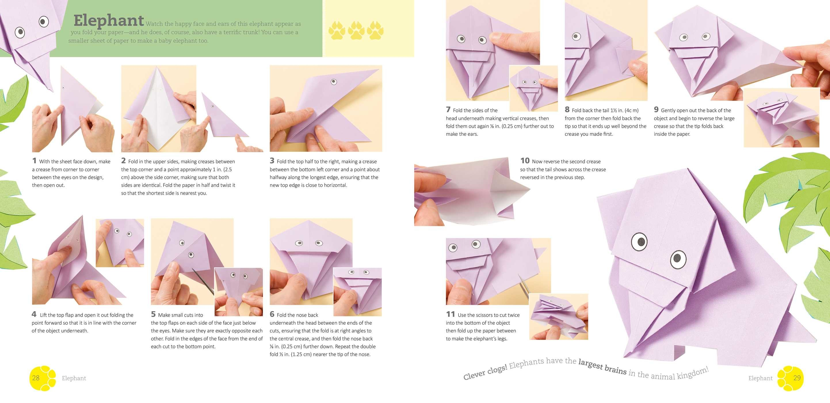 Easy Origami For Kids Wild 9781782494676in02