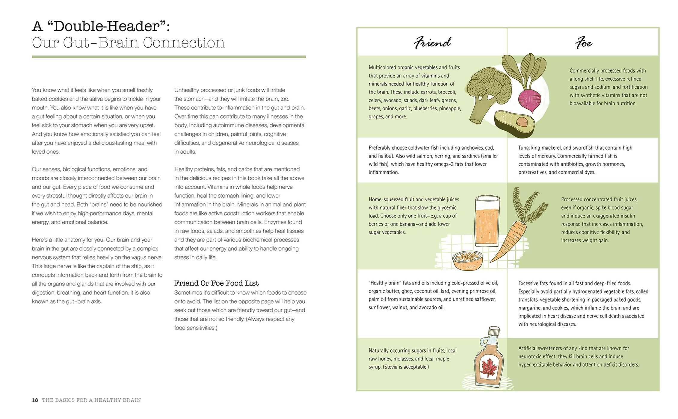 Nourish your brain cookbook 9781782494959.in01