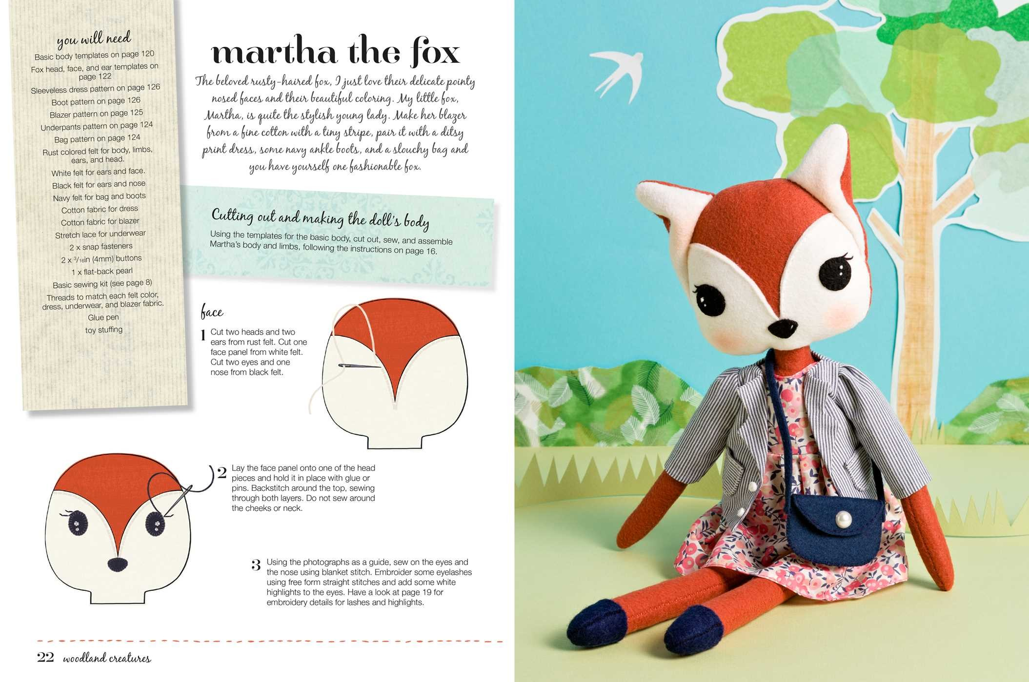 Sew your own animal dolls book by louise kelly official sew your own animal dolls 978178249642701 solutioingenieria Images