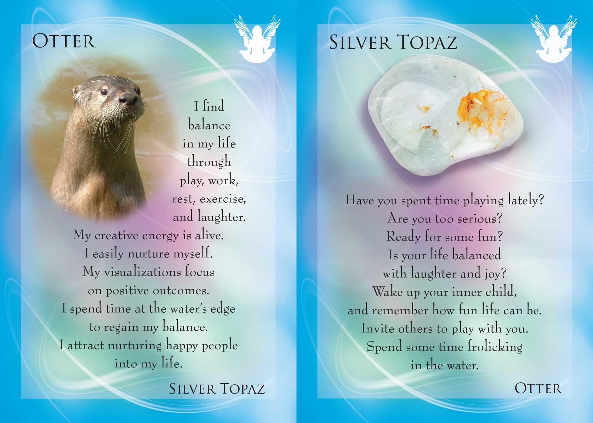 The animal allies and gemstone guardians cards 9781844097418.in04