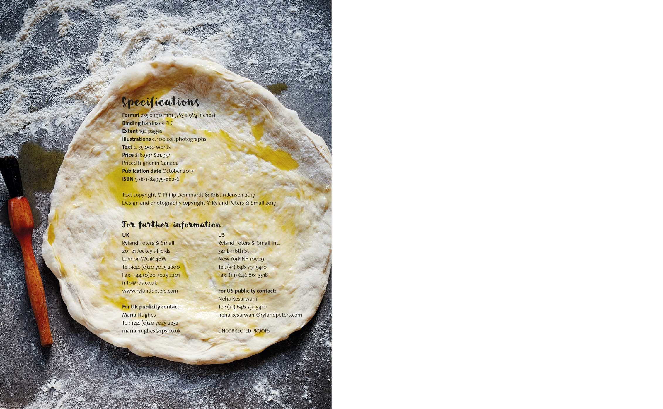 Saturday pizzas from the ballymaloe cookery school 9781849758826.in05