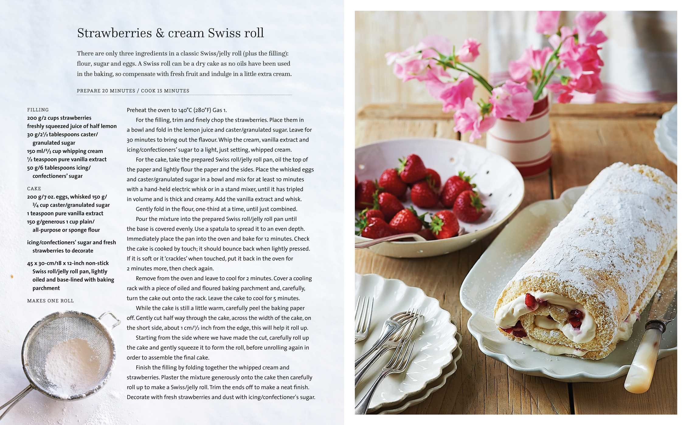 Afternoon Tea at Bramble Cafe | Book by Mat Follas