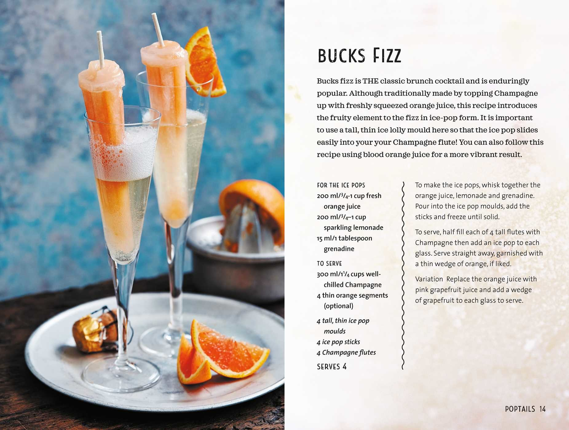 Boozy Slushies, Poptails and Ice Pops | Book by Hannah Miles ... on