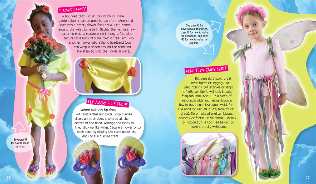 Fairy Crafts | Book by Pam Abrams | Official Publisher Page | Simon