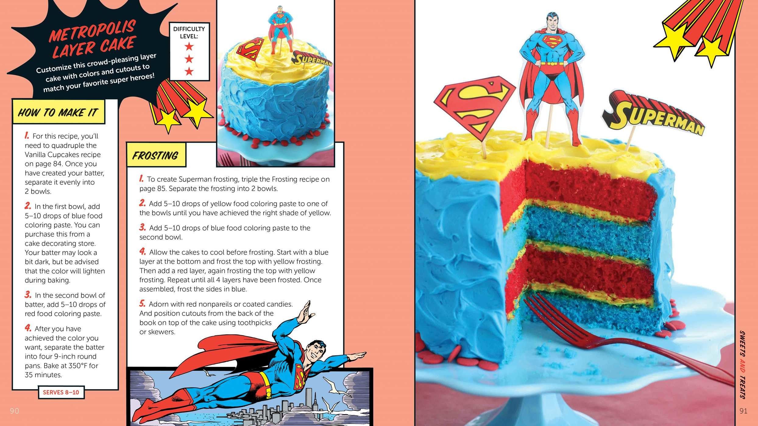 The Official Dc Super Hero Cookbook 9781935703914in09