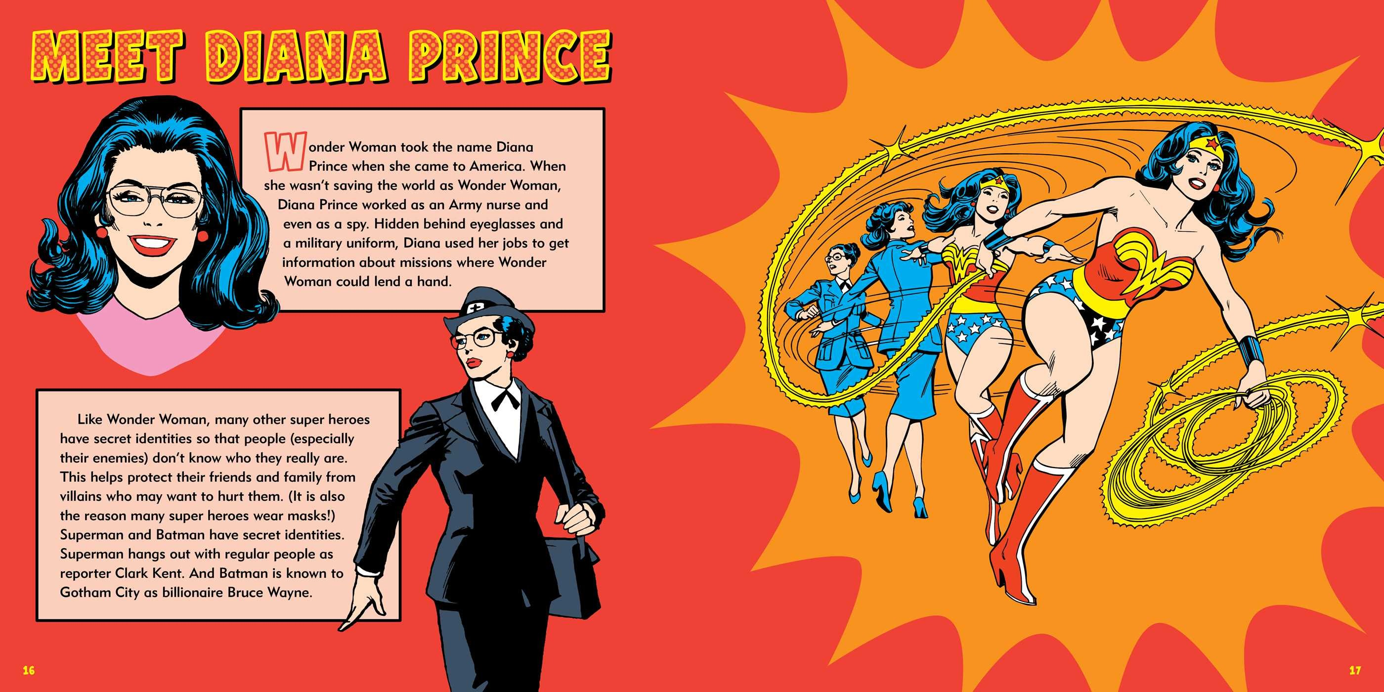 Big Book Of Wonder Woman