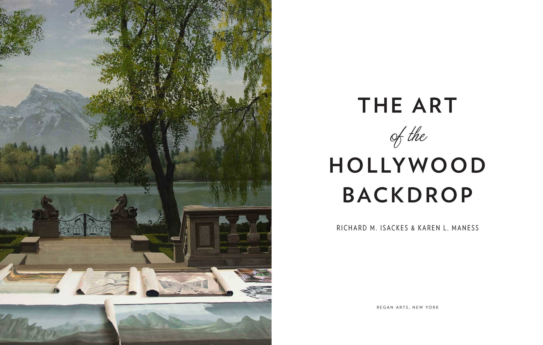 The art of the hollywood backdrop 9781941393086.in03