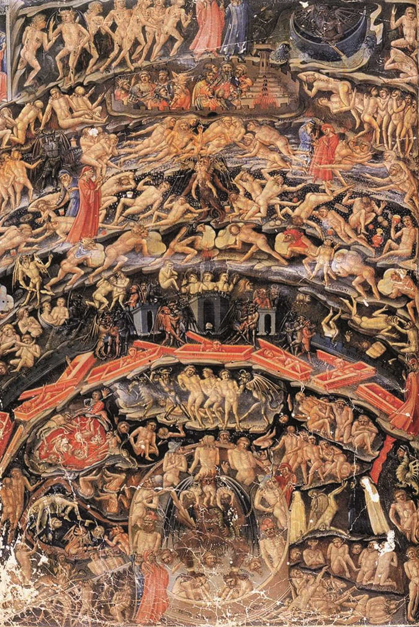 Up from Hell: Dante's Lessons for Millennials