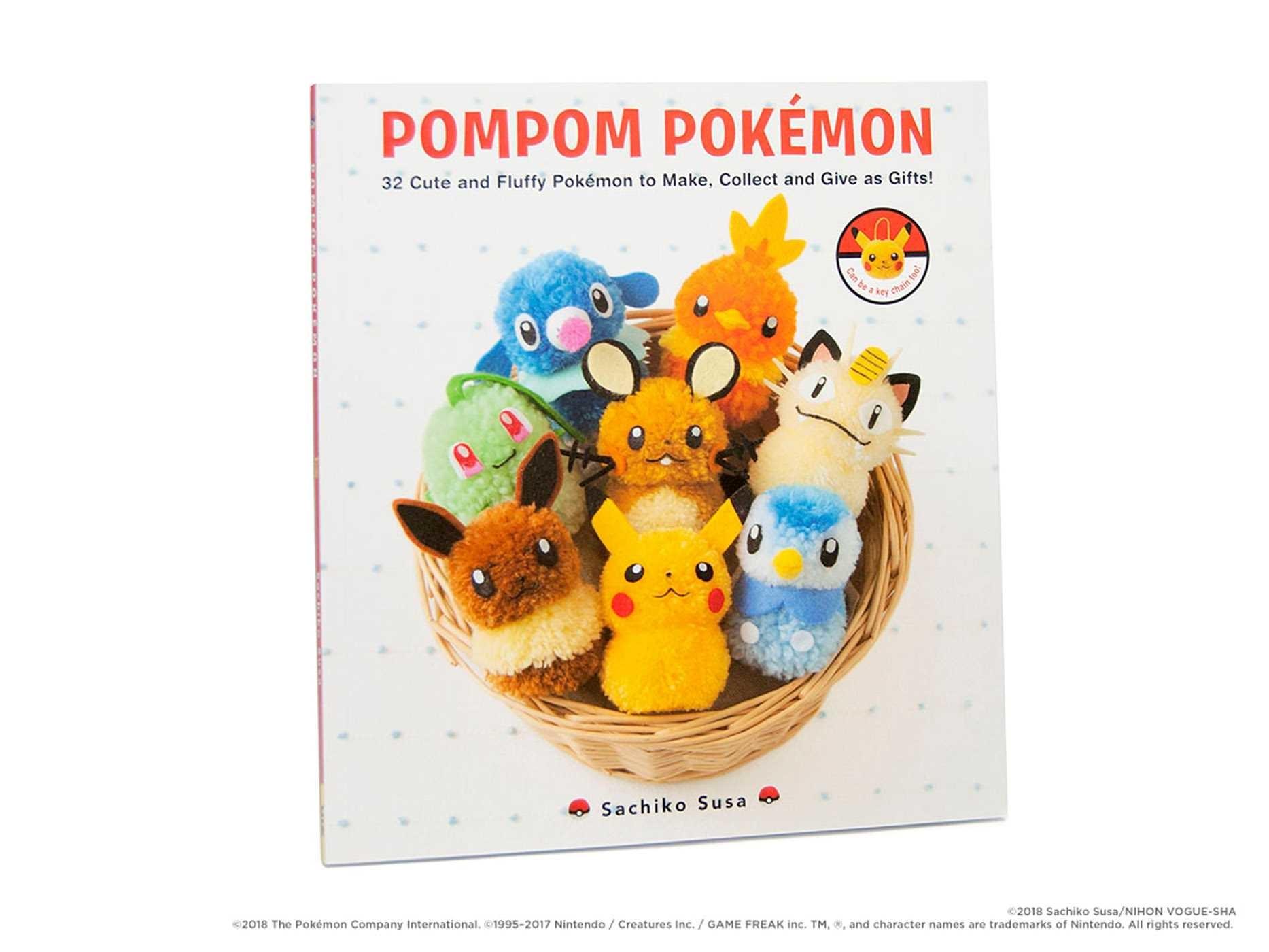 Pompom pokemon 9781974700684.in01