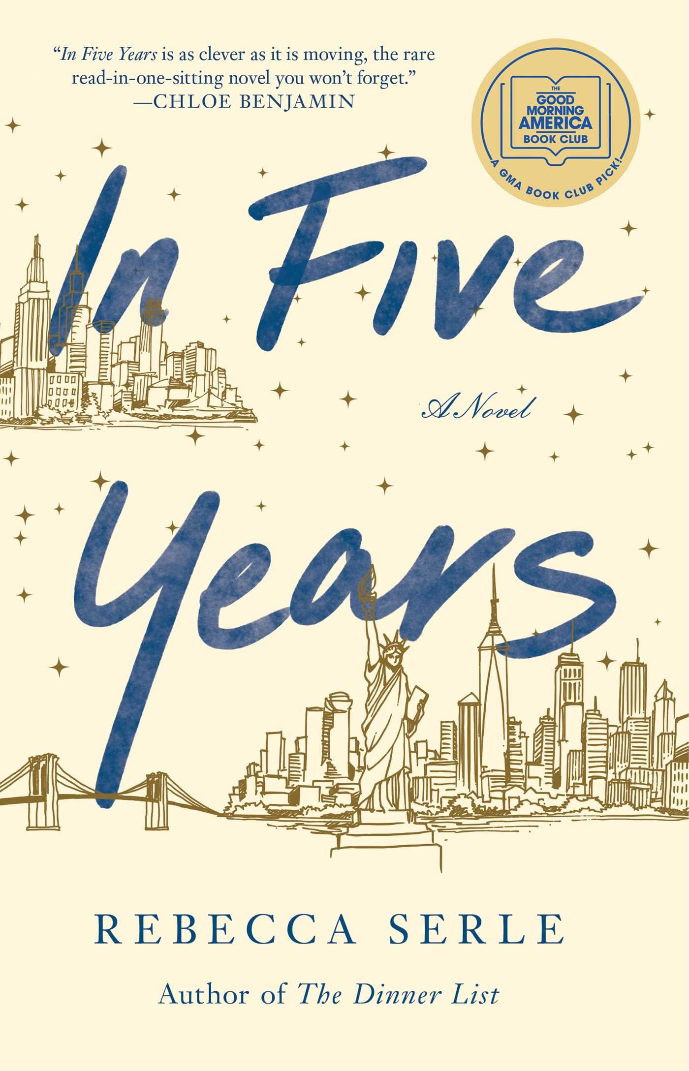 In Five Years   Book by Rebecca Serle   Official Publisher Page   Simon &  Schuster