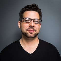 Author photo Zak Ebrahim