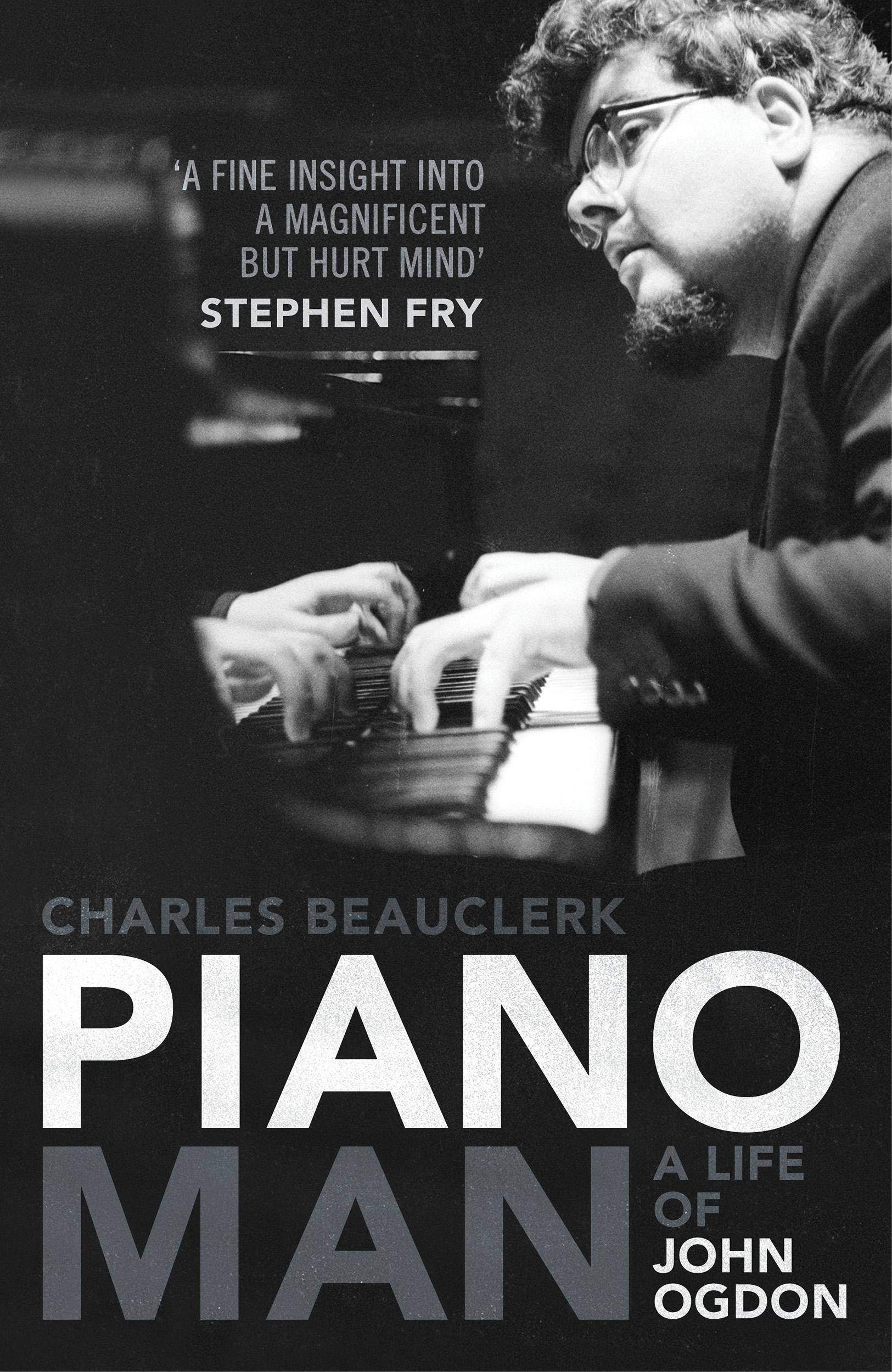 Piano man 9780857200112 hr