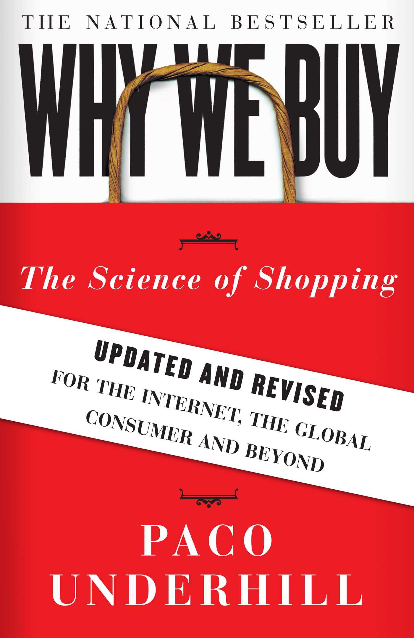 Why we buy 9781416561743 hr