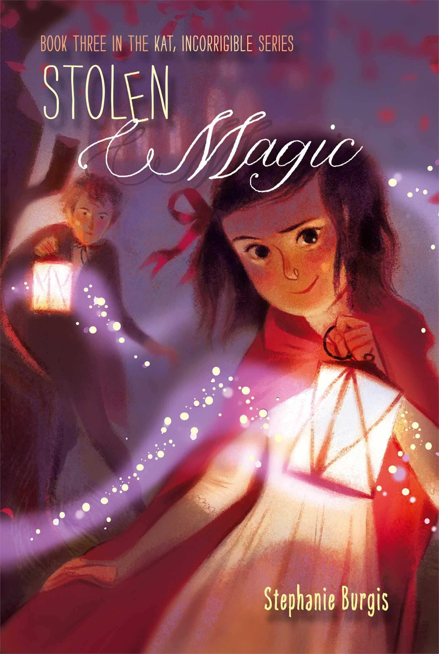 Stolen magic 9781416994527 hr