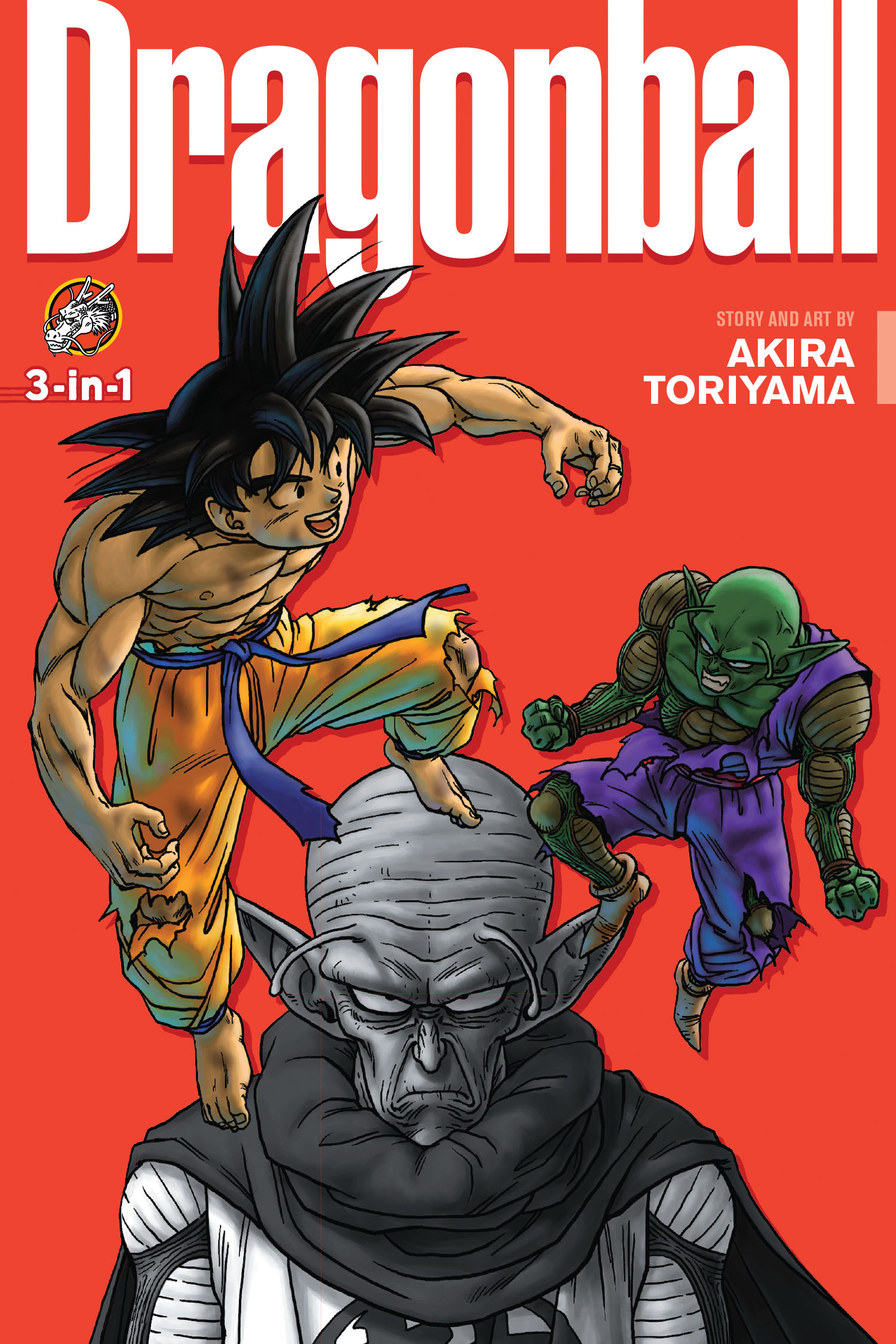 Dragon Ball 3 In 1 Edition Vol 6 Book By Akira