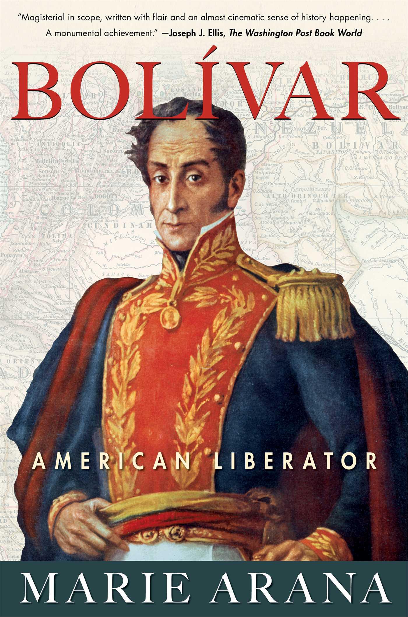 Bolivar 9781439110201 hr