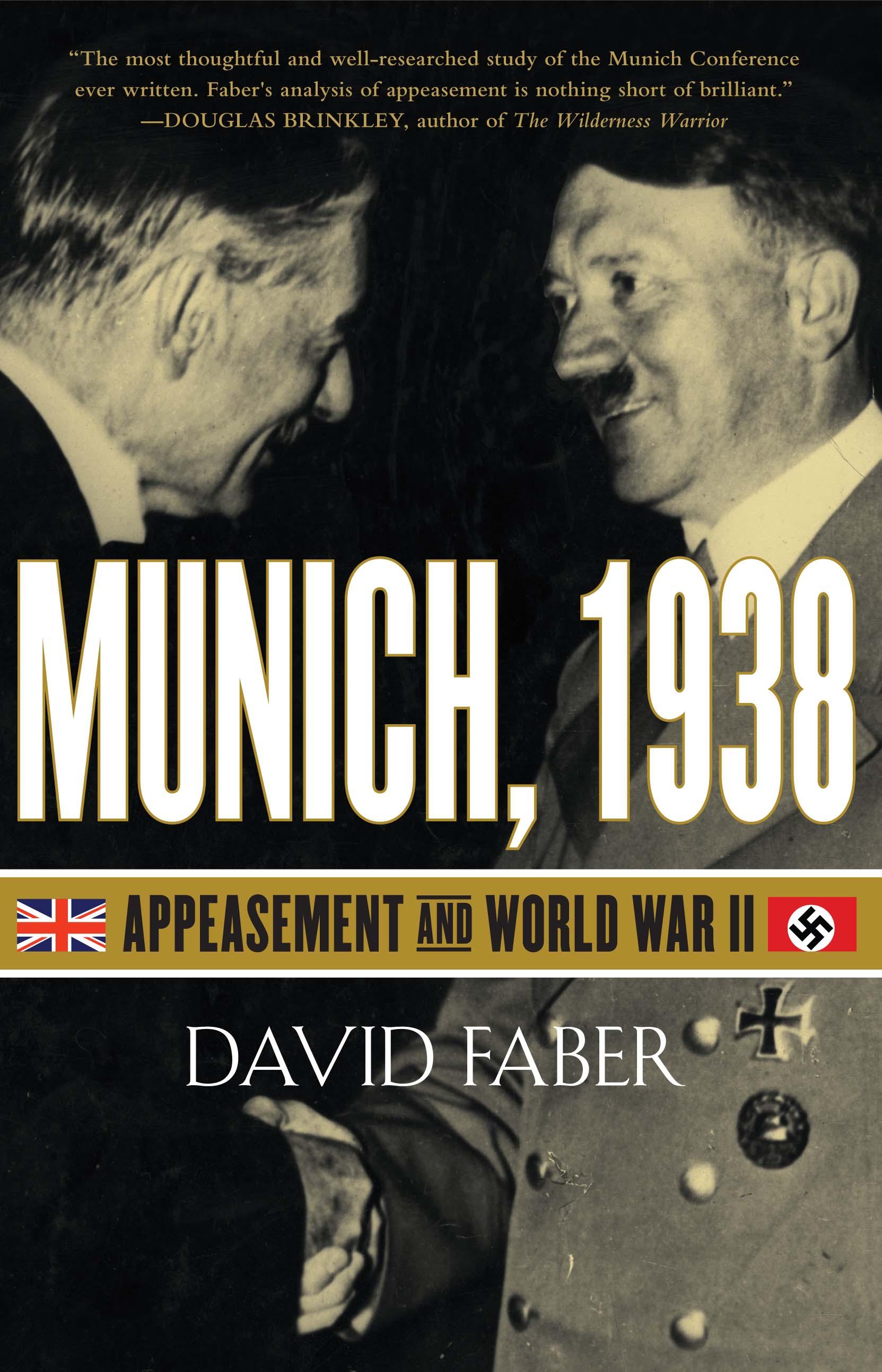 Munich 1938 Book By David Faber Official Publisher Page Simon