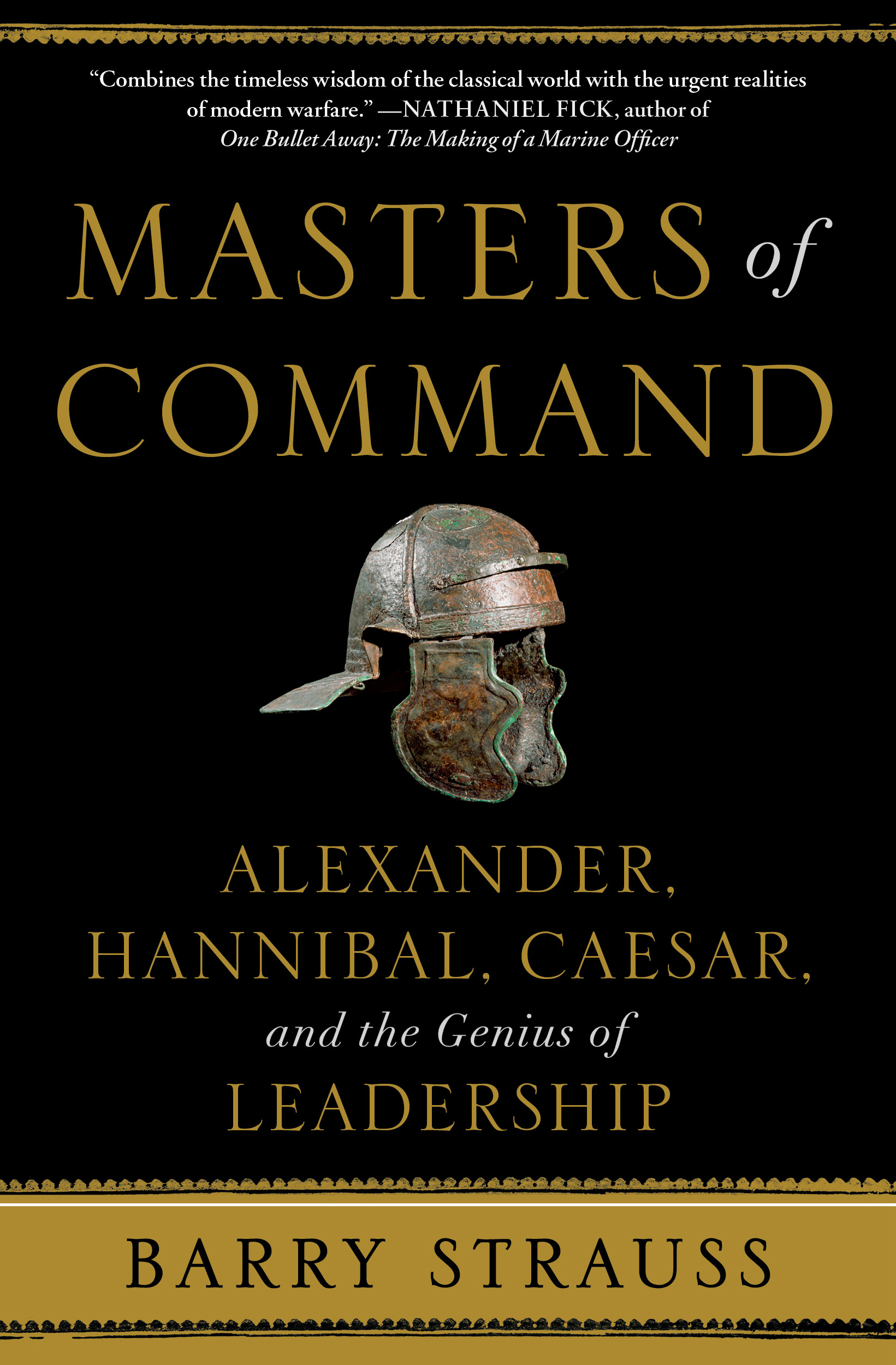 Masters of command 9781439164495 hr