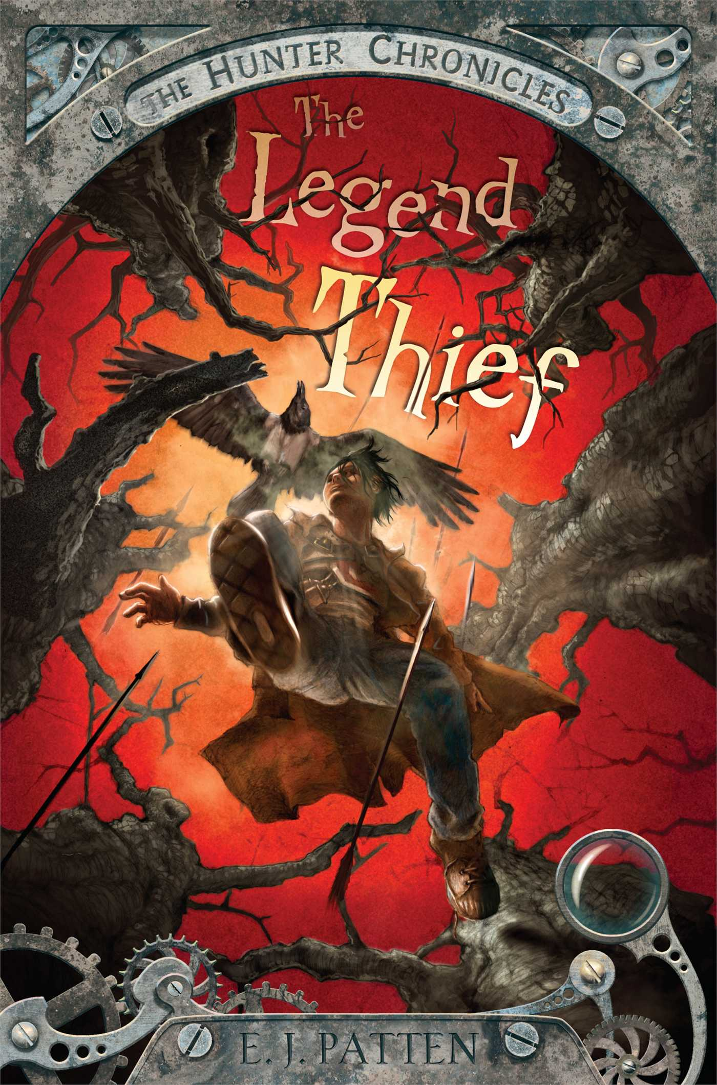 The Legend Thief | Book by E  J  Patten, John Rocco