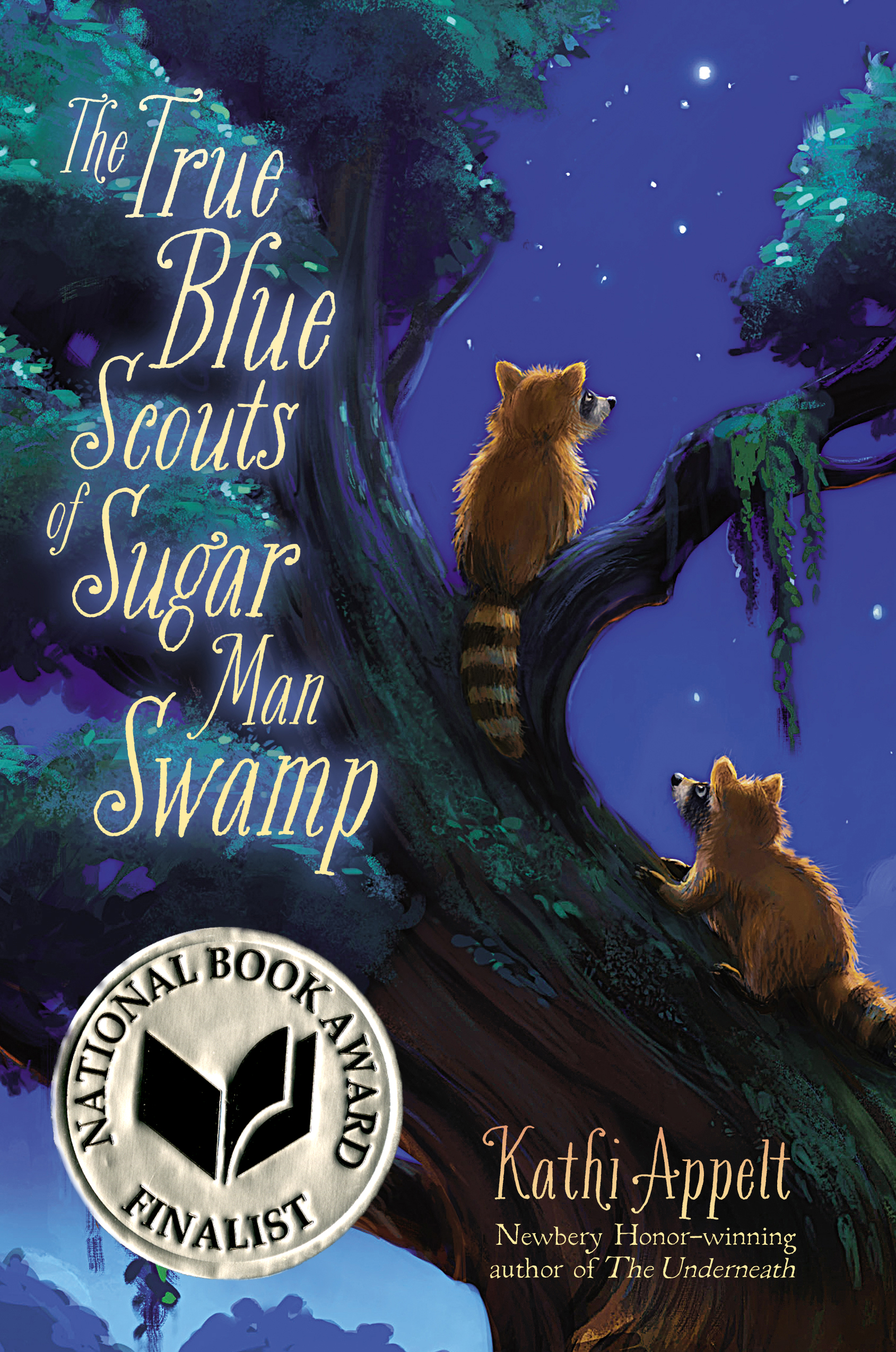 book cover image jpg the true blue scouts of sugar man swamp