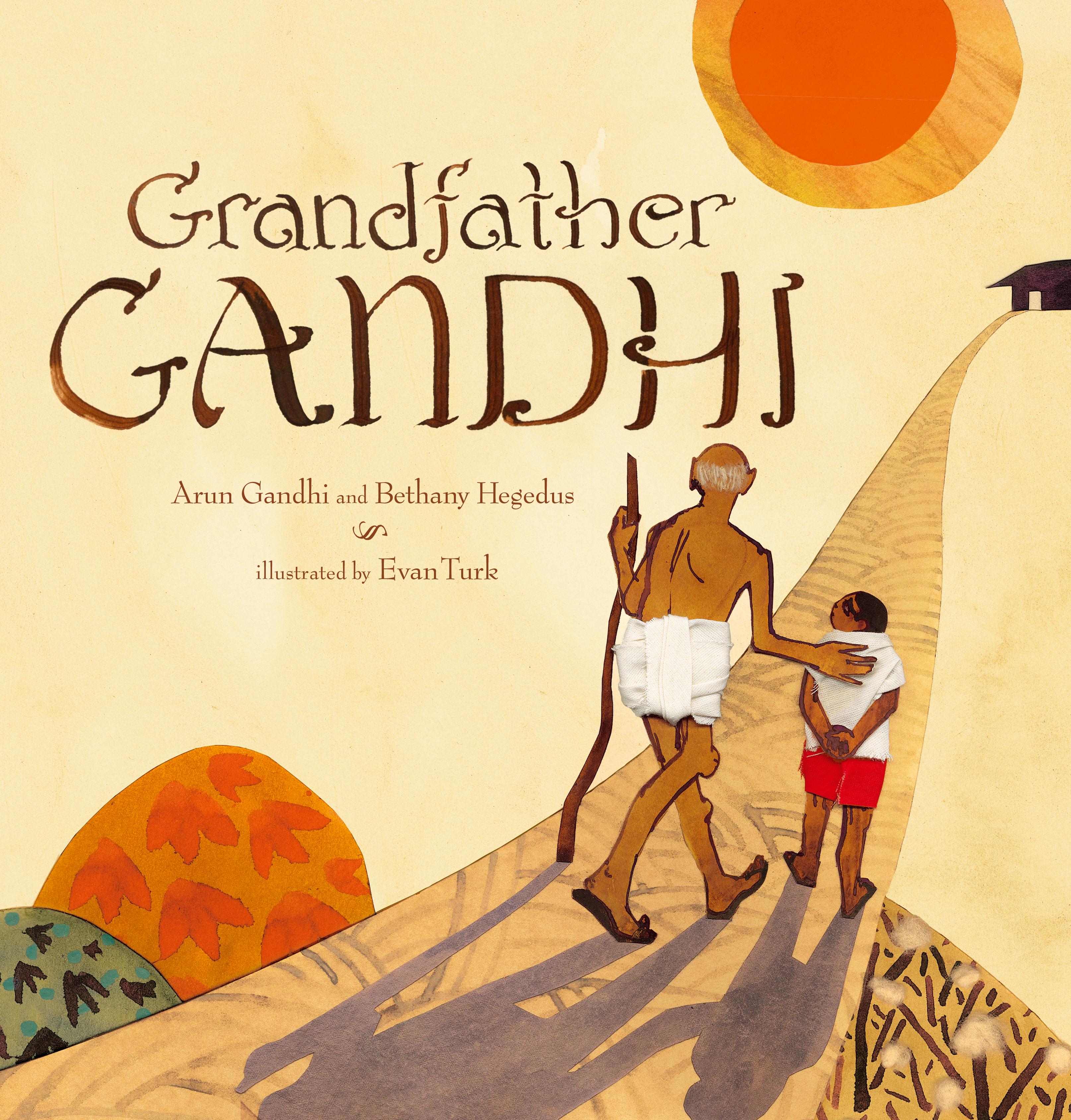 Grandfather gandhi 9781442423657 hr
