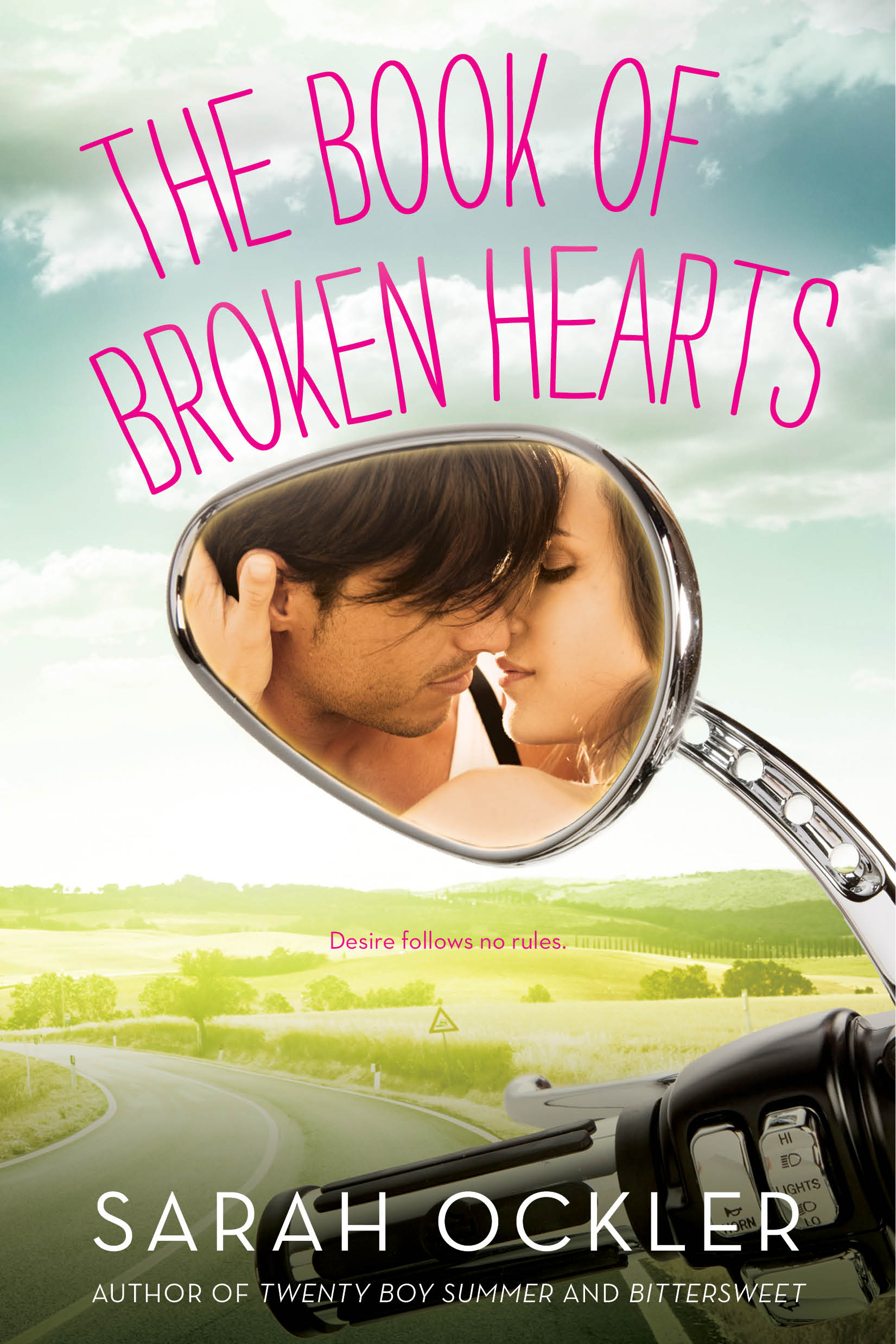Book of broken hearts 9781442430396 hr
