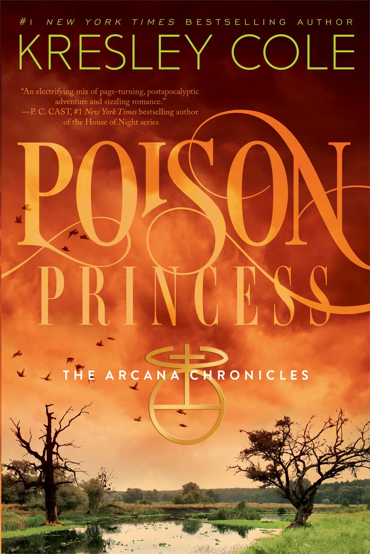 Poison princess book by kresley cole official publisher page poison princess 9781442436657 hr fandeluxe Images