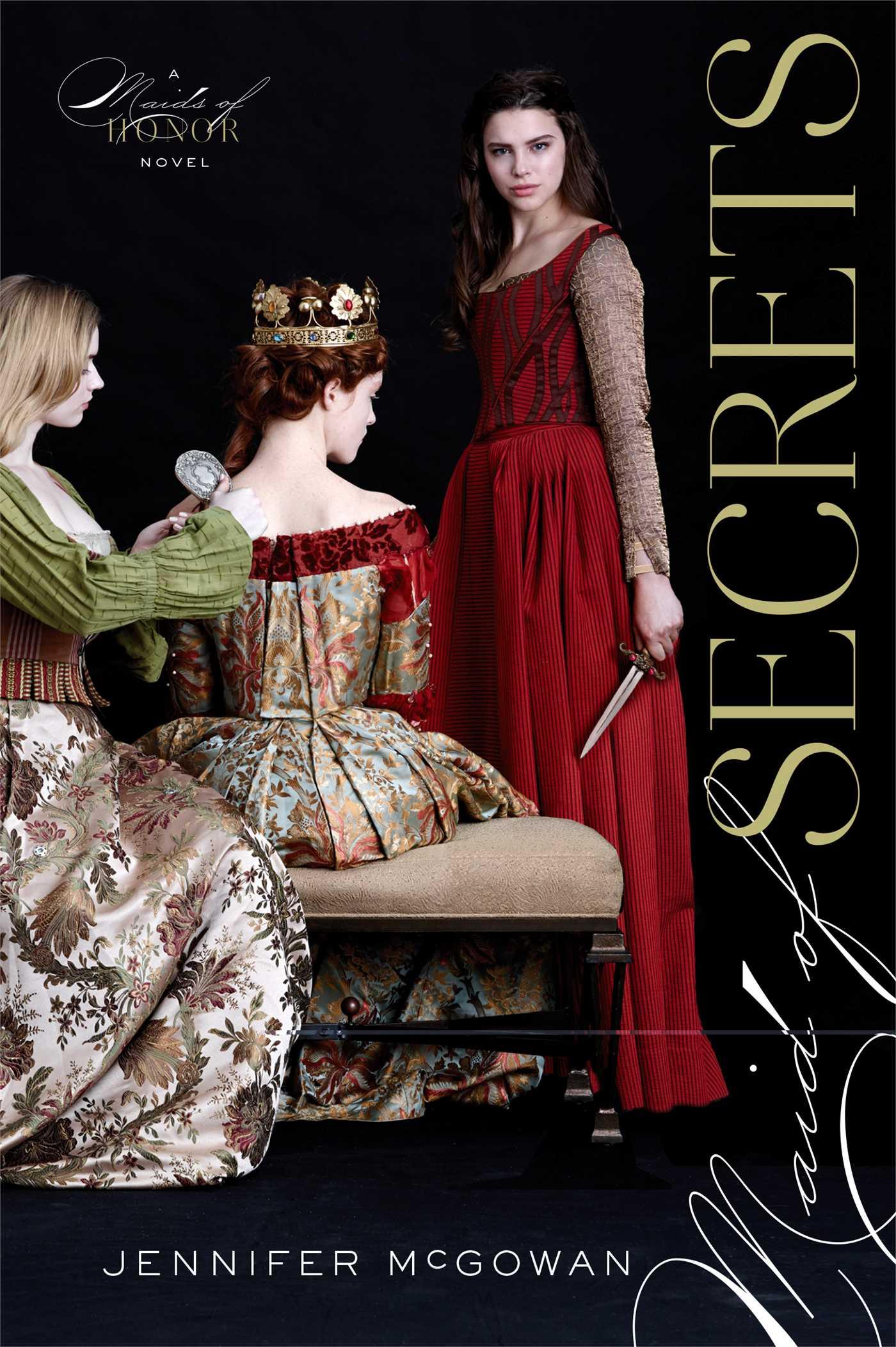 Maid of secrets 9781442441385 hr