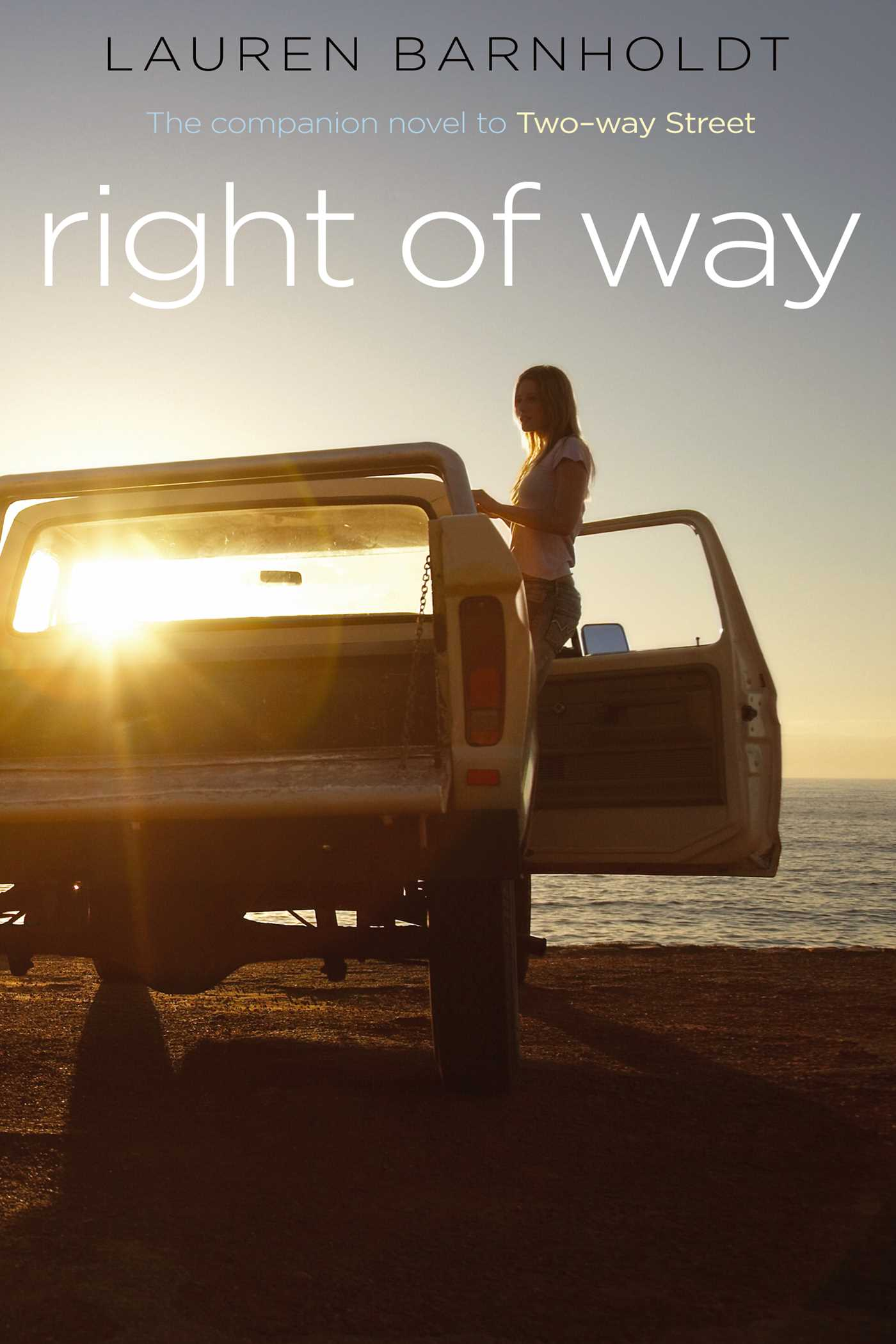 Right of way 9781442451285 hr