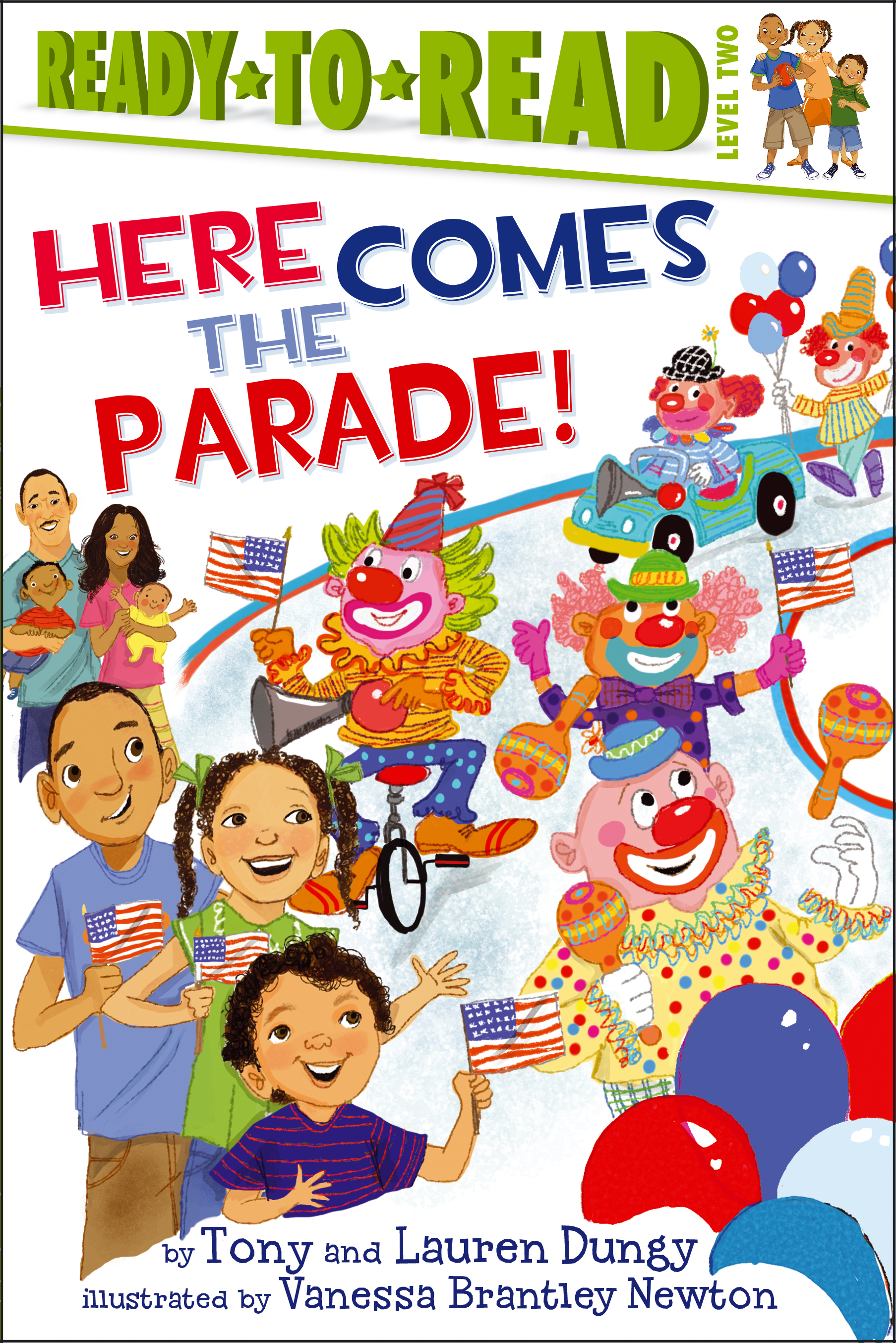 Here comes the parade! 9781442454699 hr