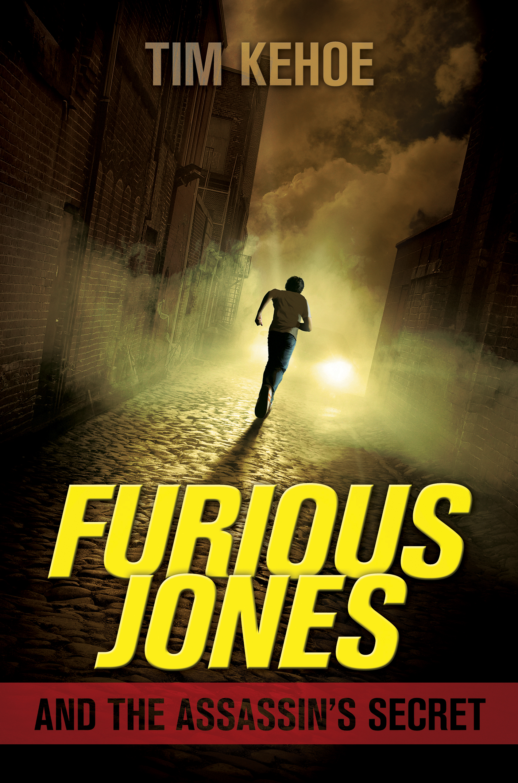 Furious jones and the assassins secret 9781442473379 hr