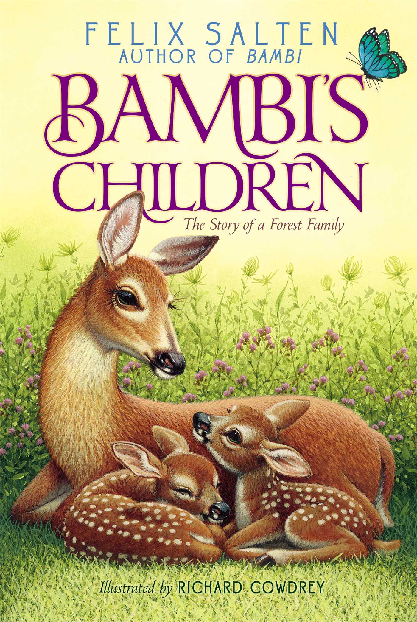 The Hound of Florence (Bambis Classic Animal Tales)