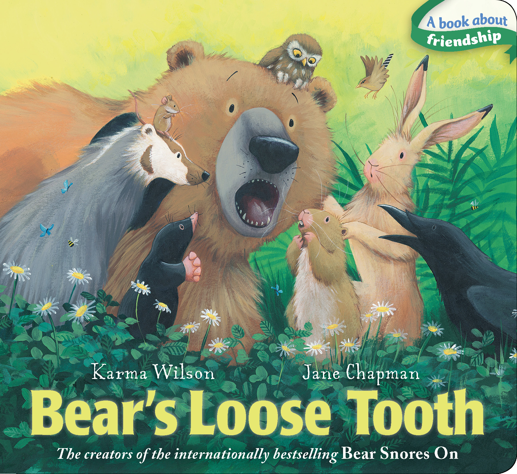 Bears loose tooth 9781442489363 hr