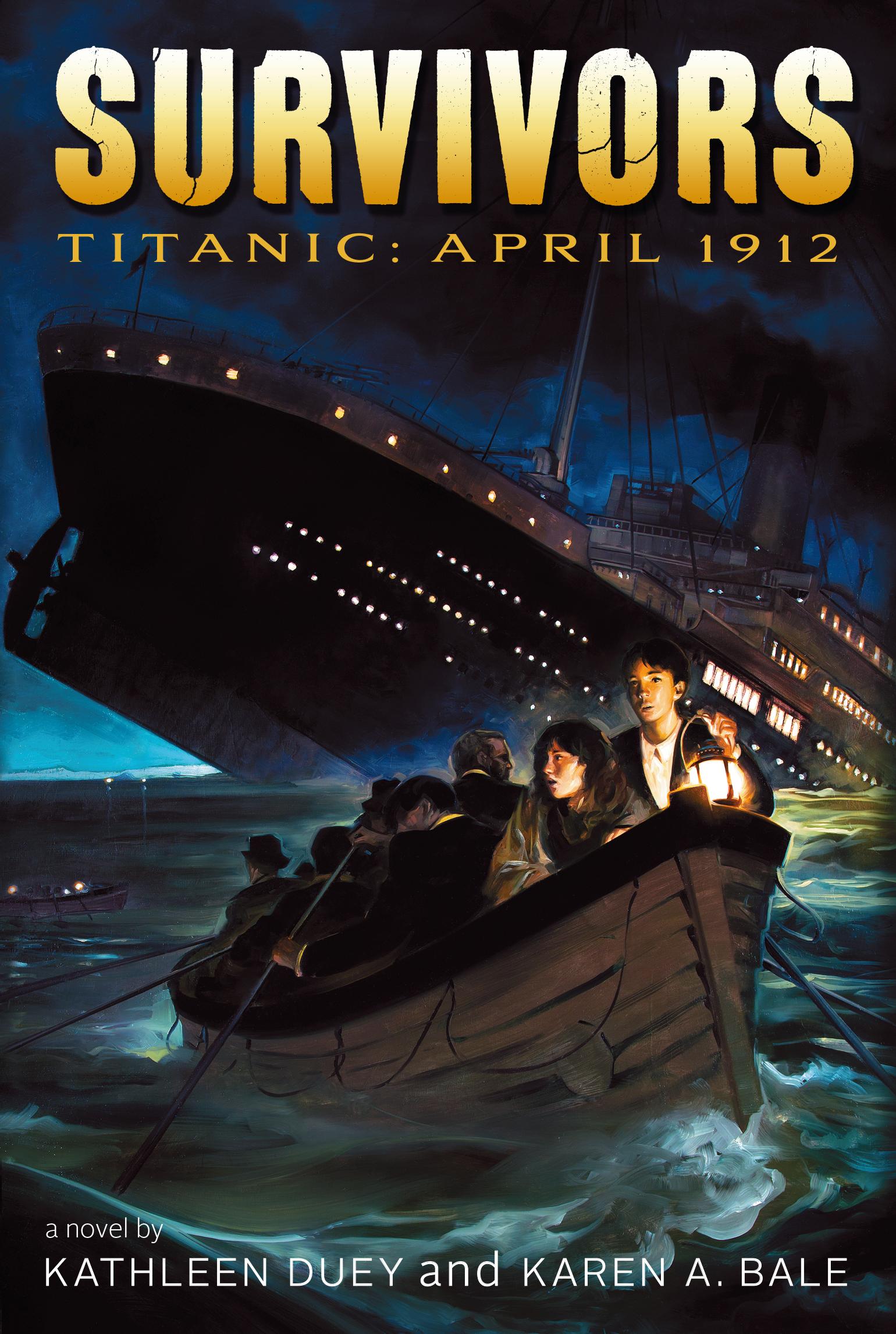 Titanic 9781442490512 hr