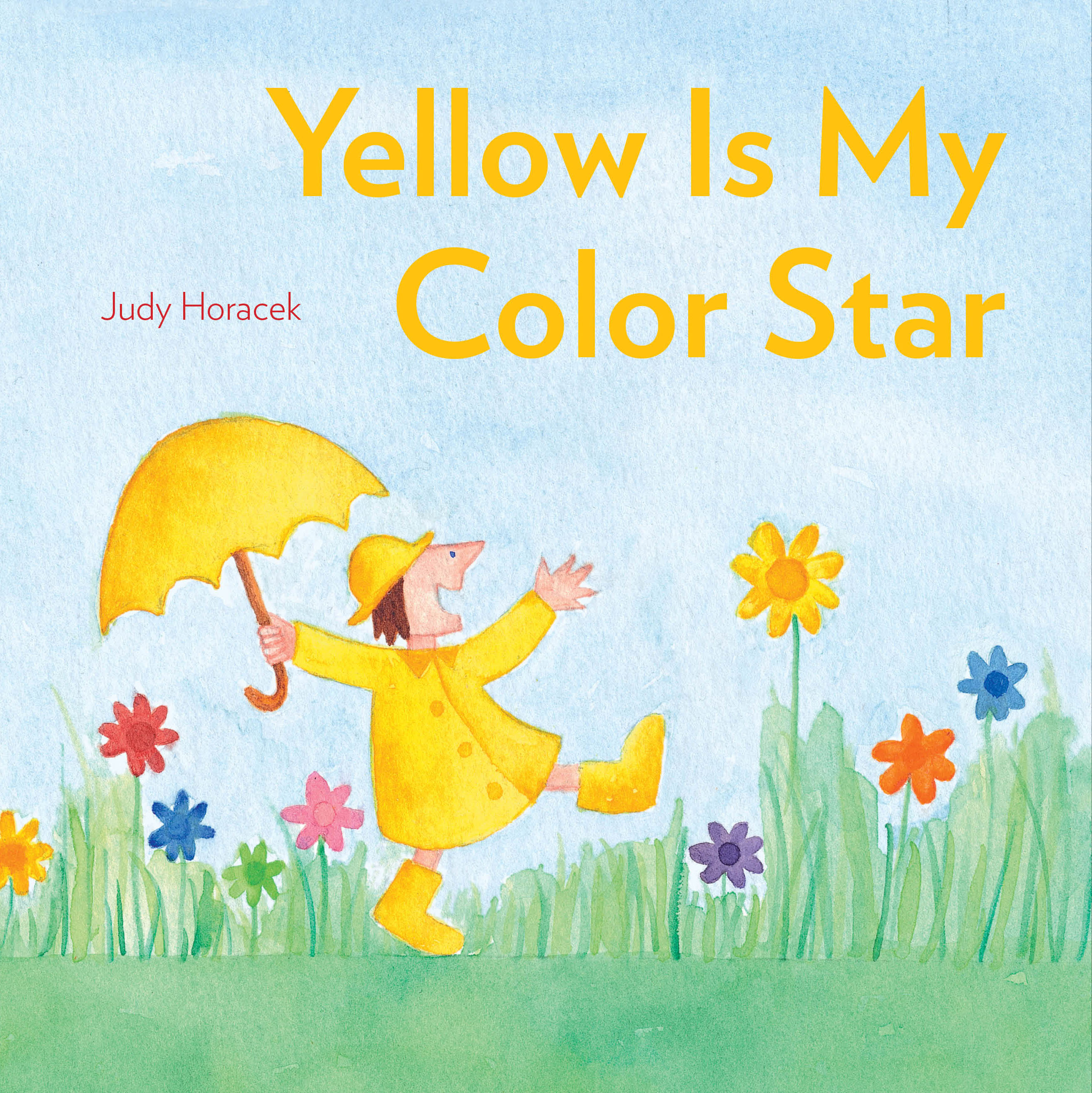 Yellow Is My Color Star | Book by Judy Horacek | Official Publisher ...