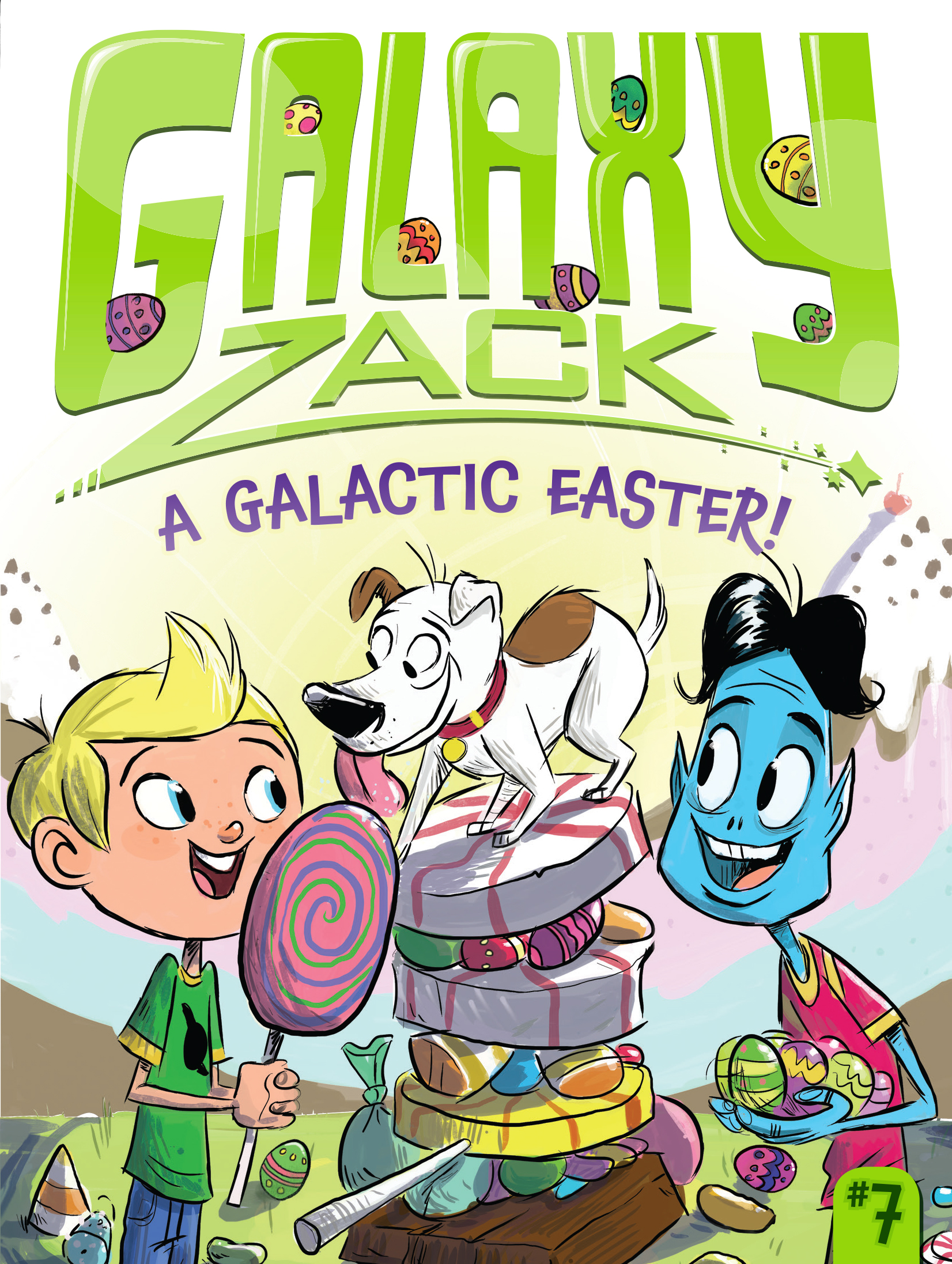 Galactic easter! 9781442493575 hr