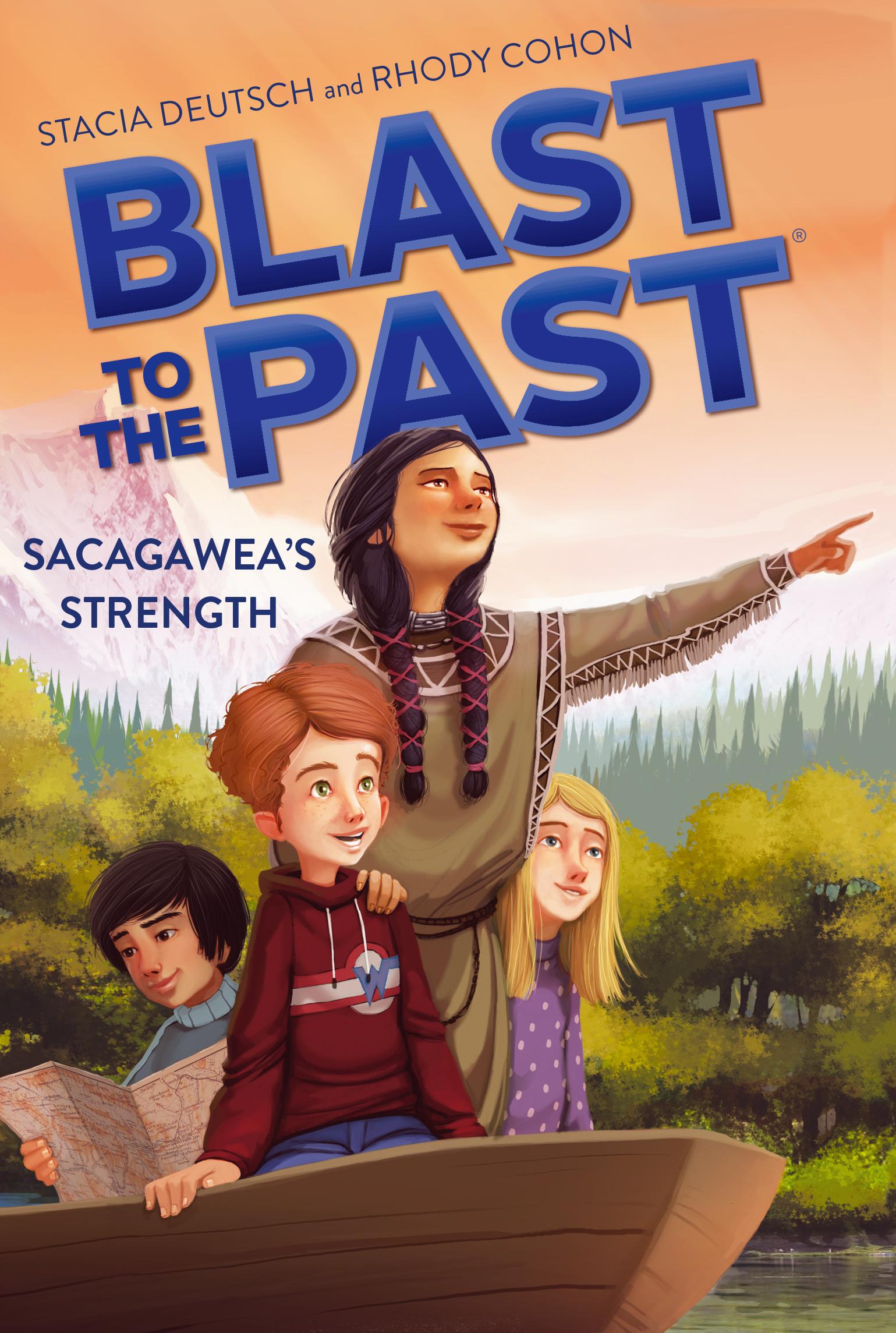 Sacagaweas strength 9781442495388 hr