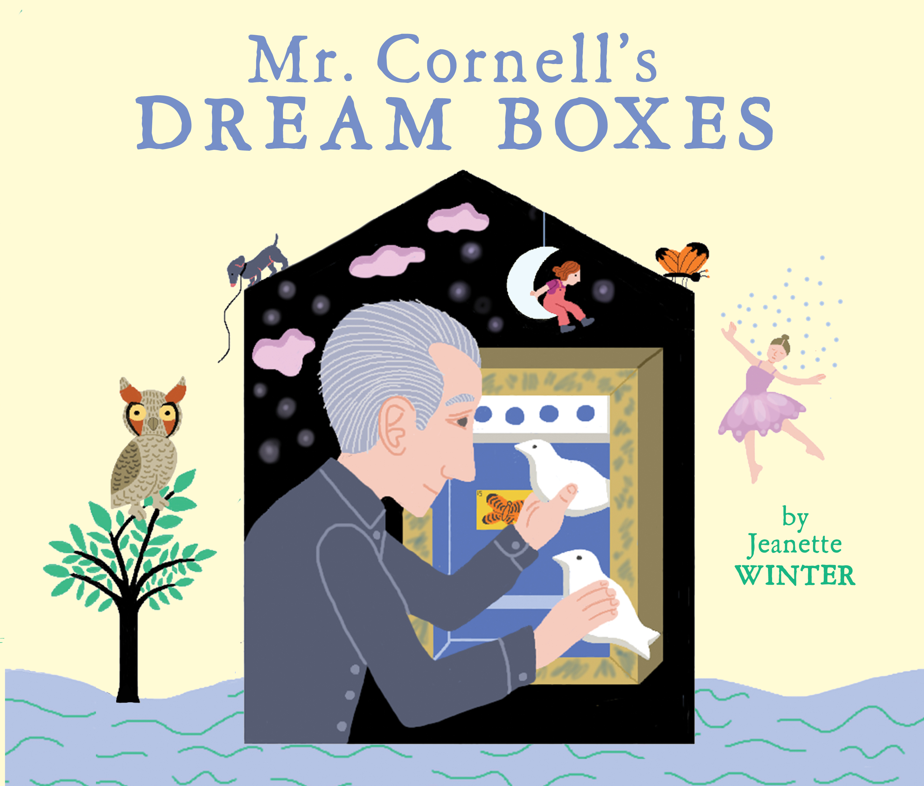 Mr cornells dream boxes 9781442499003 hr