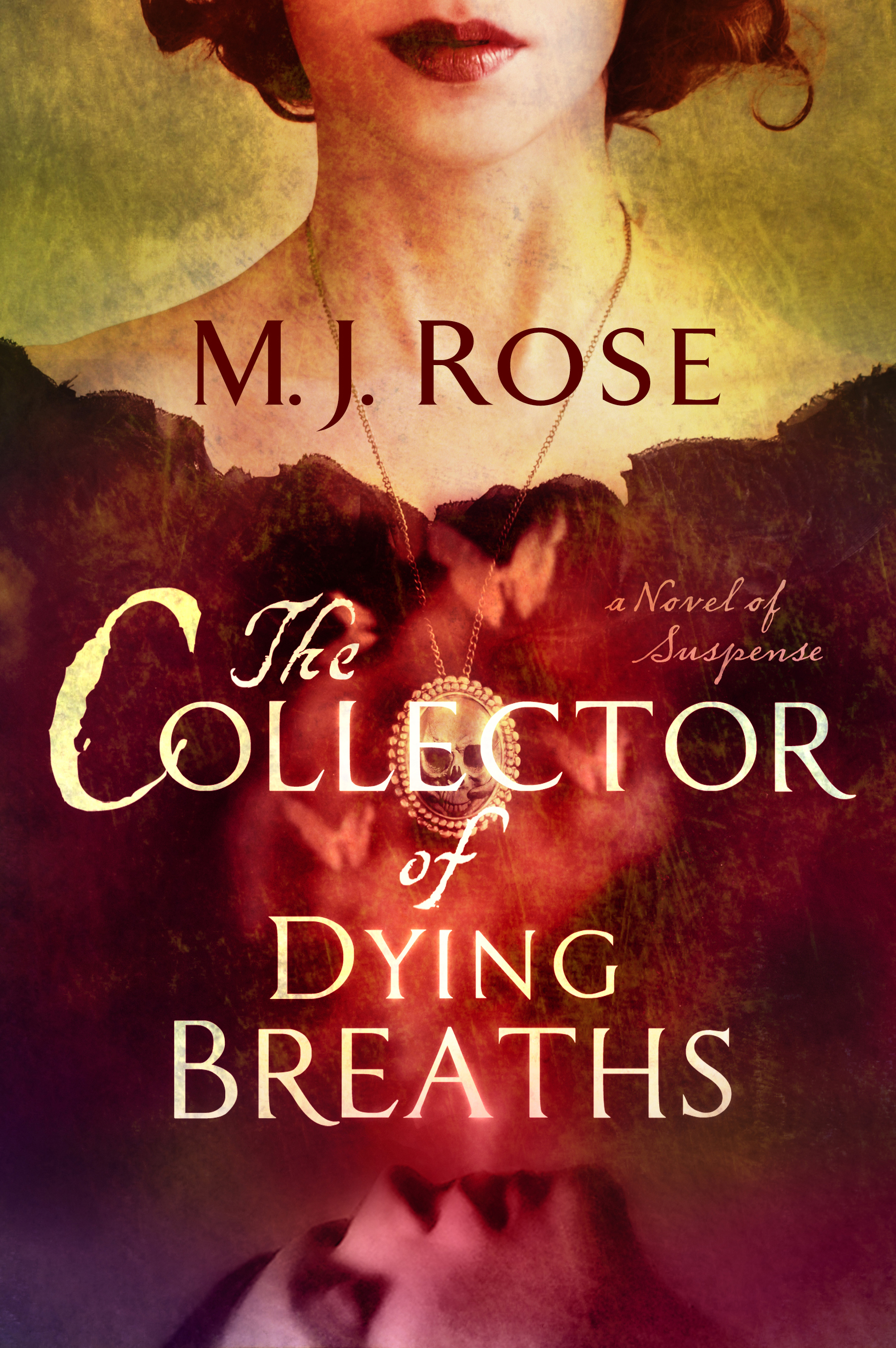 Collector of dying breaths 9781451621532 hr
