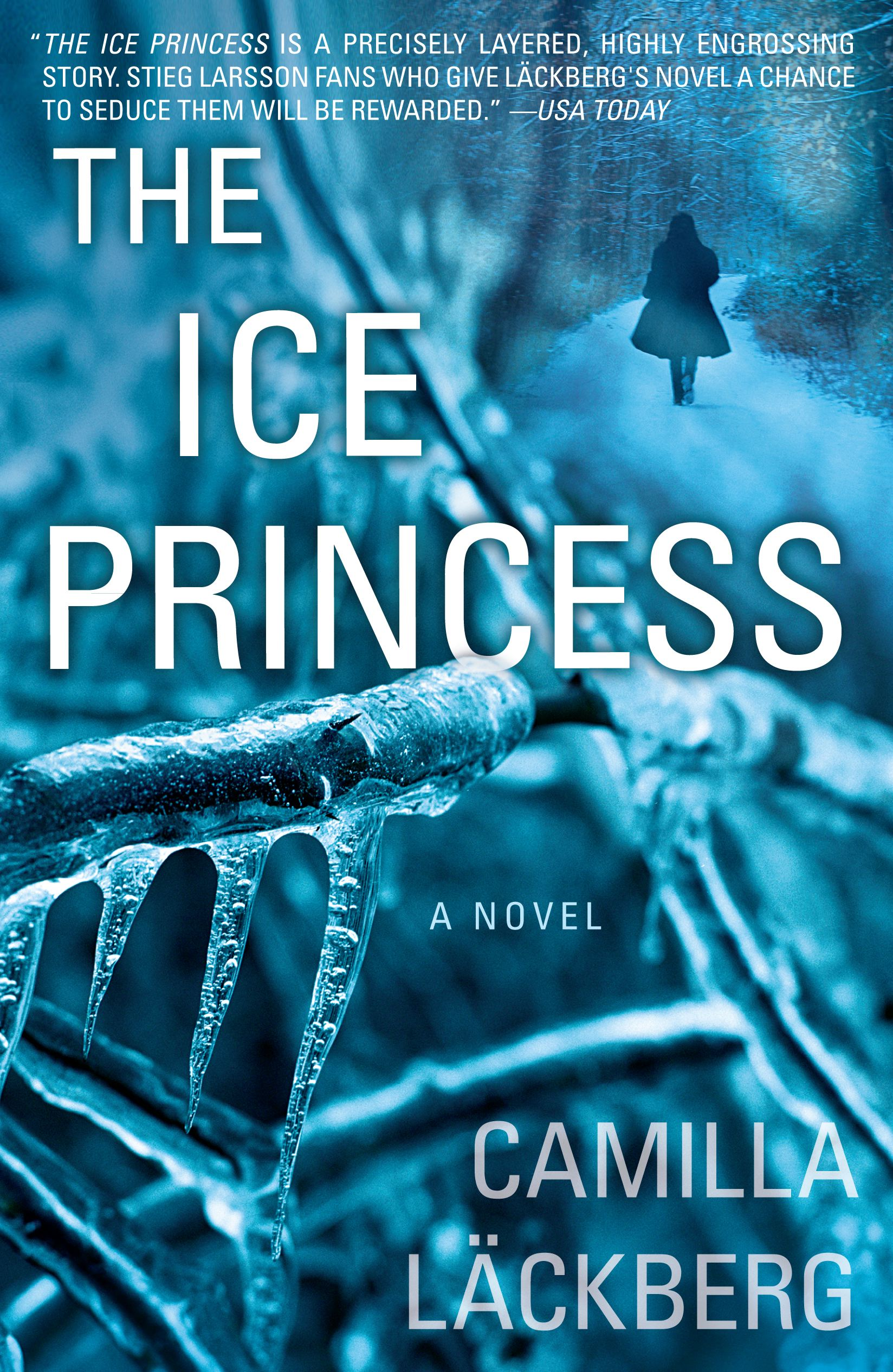 The ice princess book by camilla lckberg steven t murray ice princess 9781451621747 hr fandeluxe Images