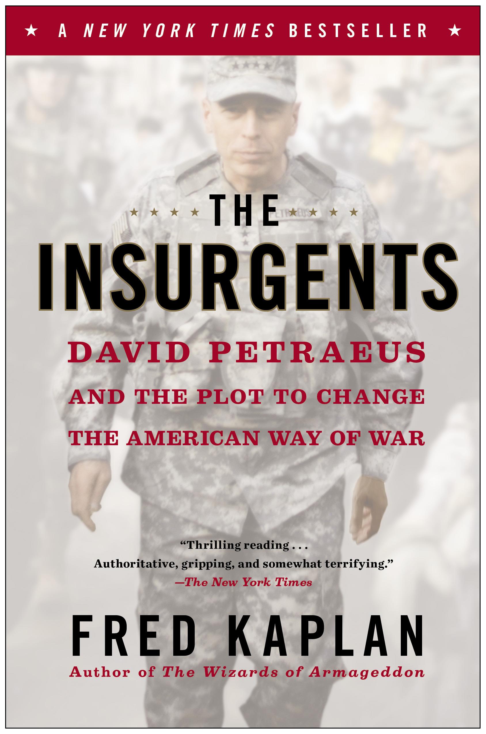 Insurgents 9781451642650 hr