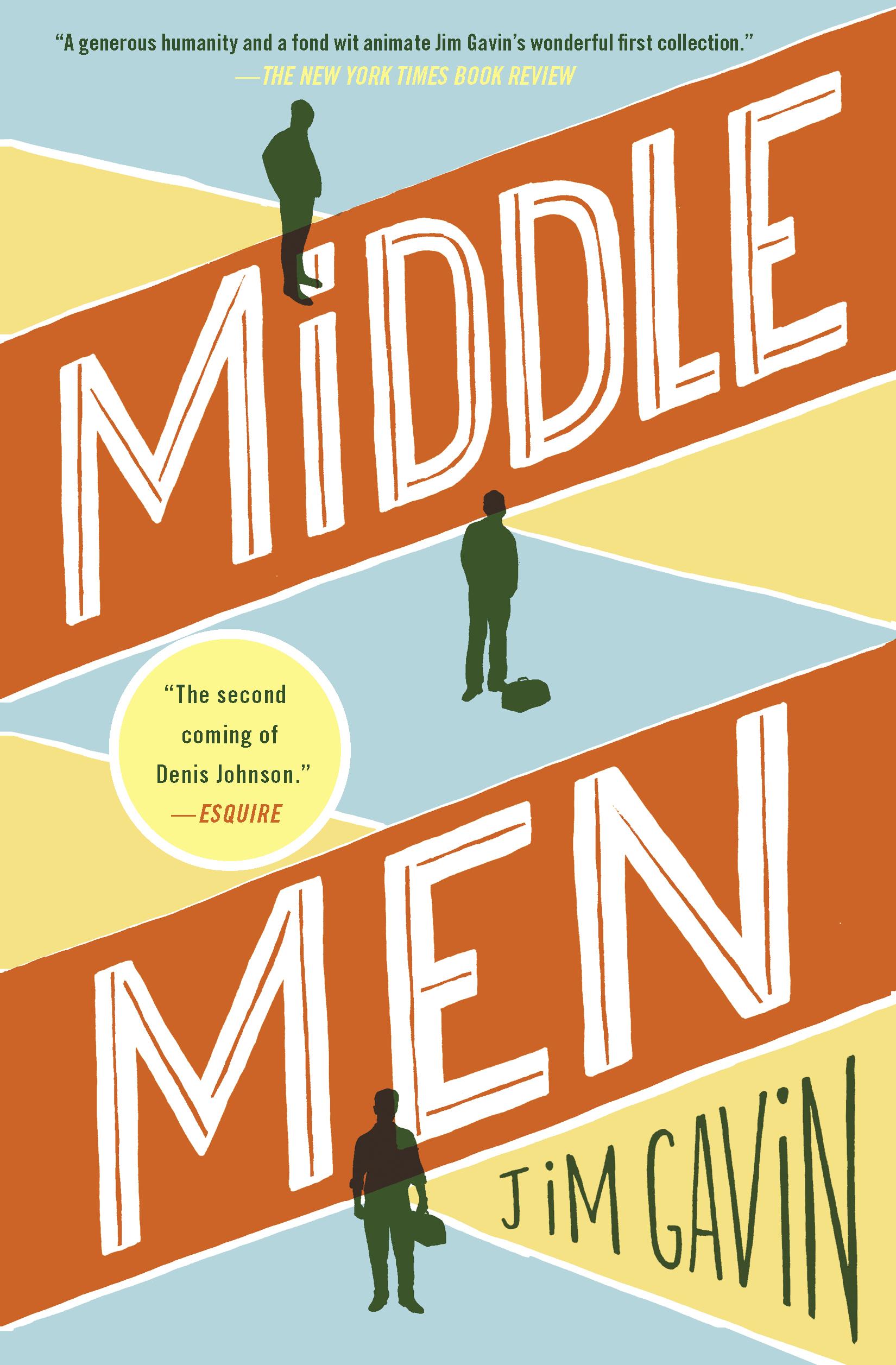 Middle men 9781451649345 hr