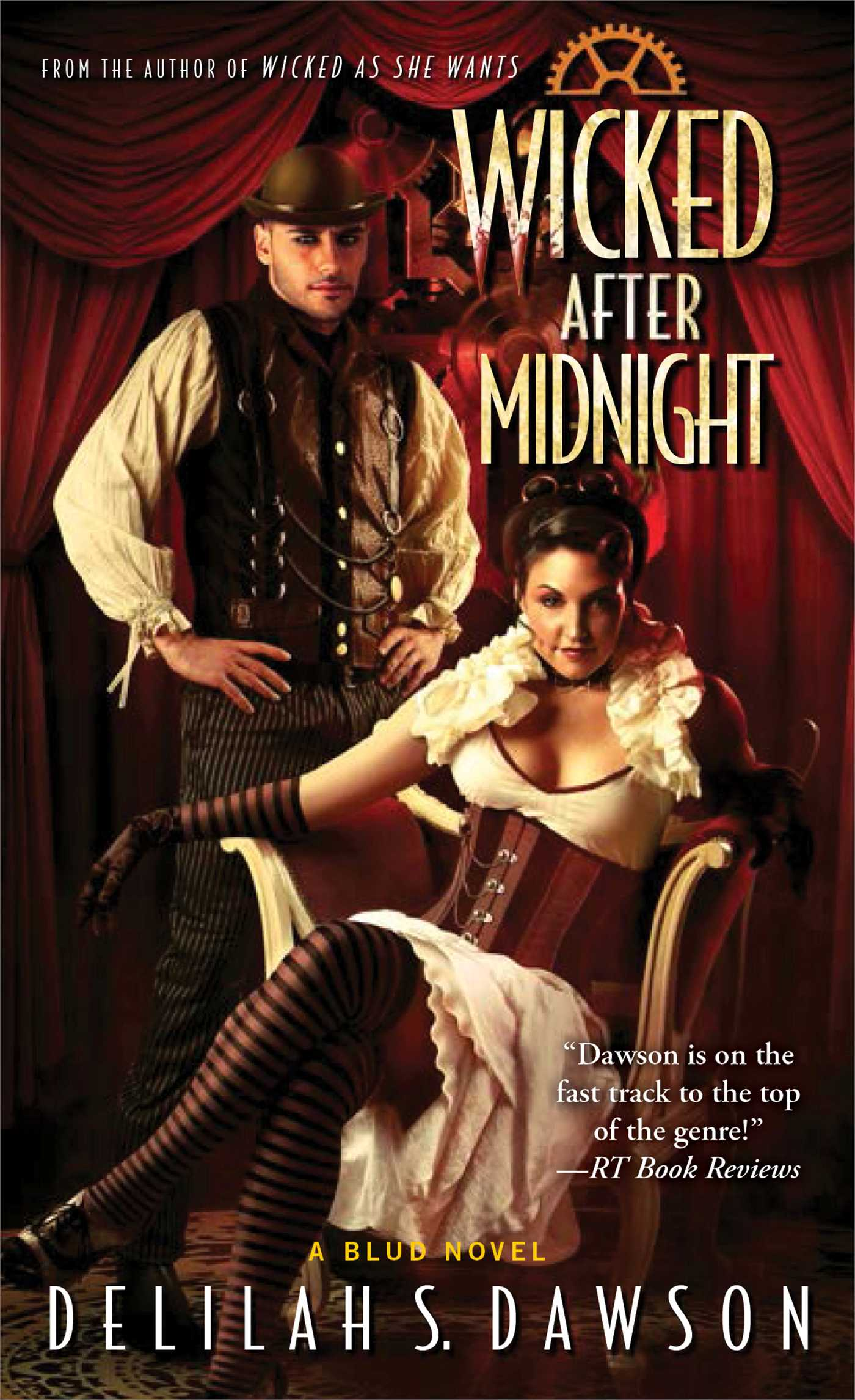 Wicked after midnight 9781451657913 hr