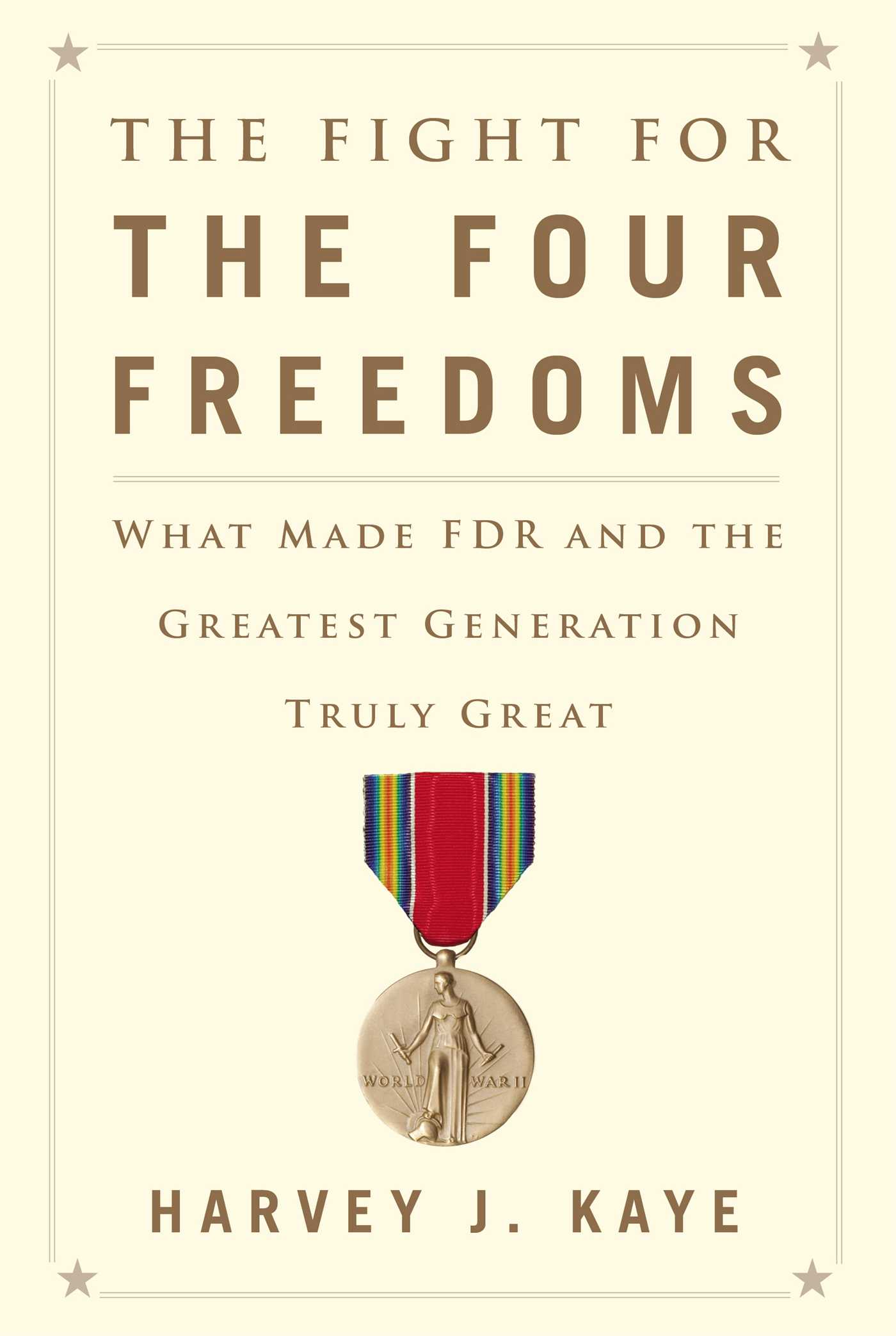Fight for the four freedoms 9781451691436 hr
