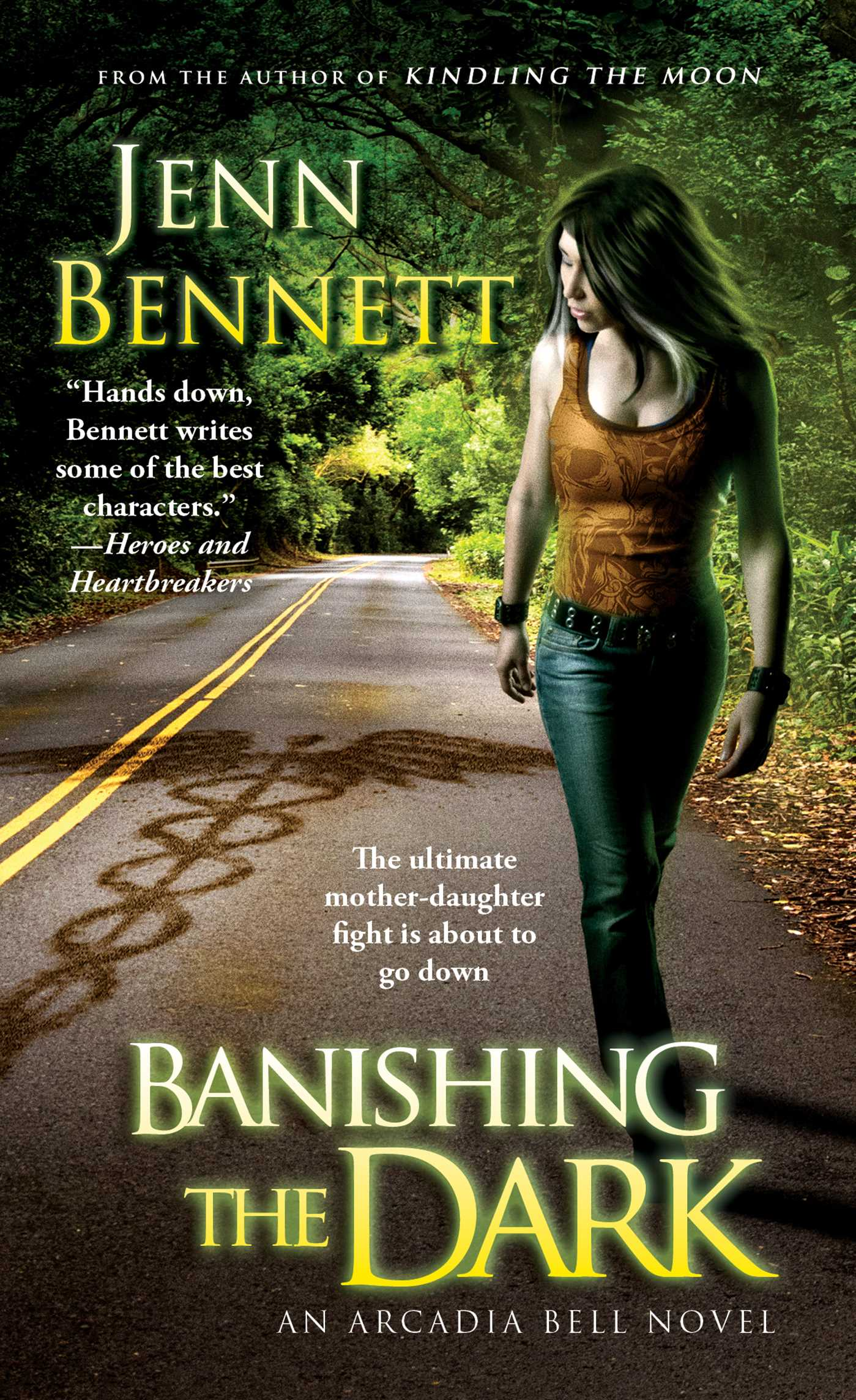 Banishing the dark 9781451695090 hr