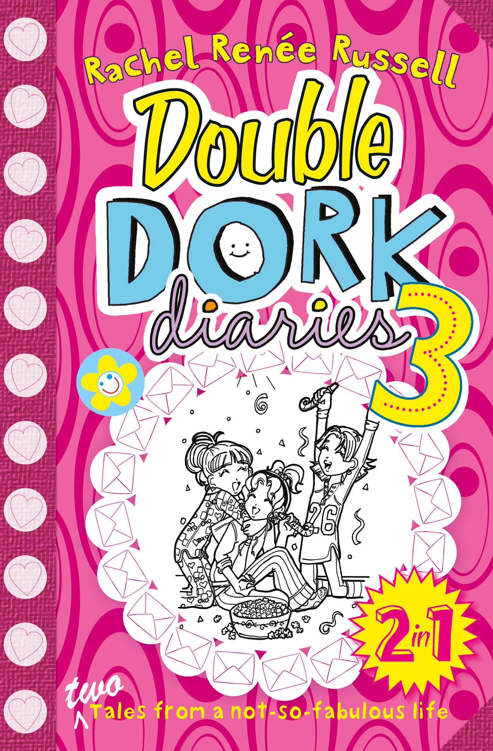 Double Dork Diaries 3 Book By Rachel Renee Russell Official Publisher Page Simon Schuster Uk
